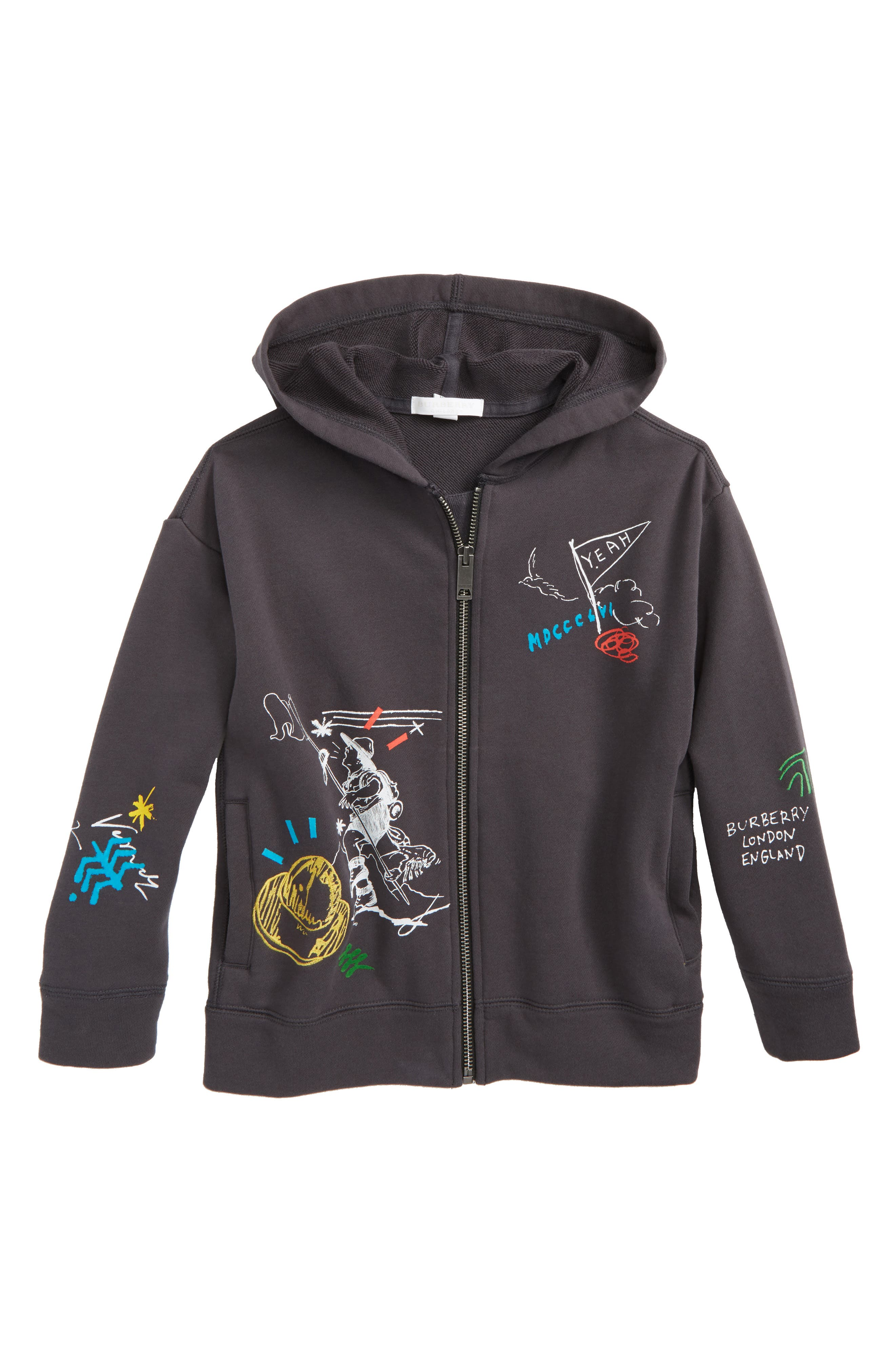 Sailing Graphic Hoodie,                         Main,                         color, 001