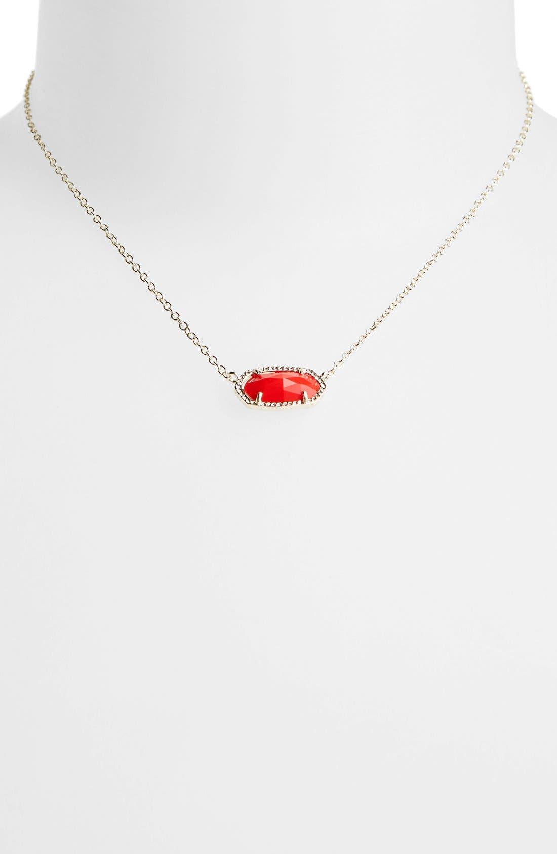 'Elisa' Pendant Necklace,                             Alternate thumbnail 233, color,