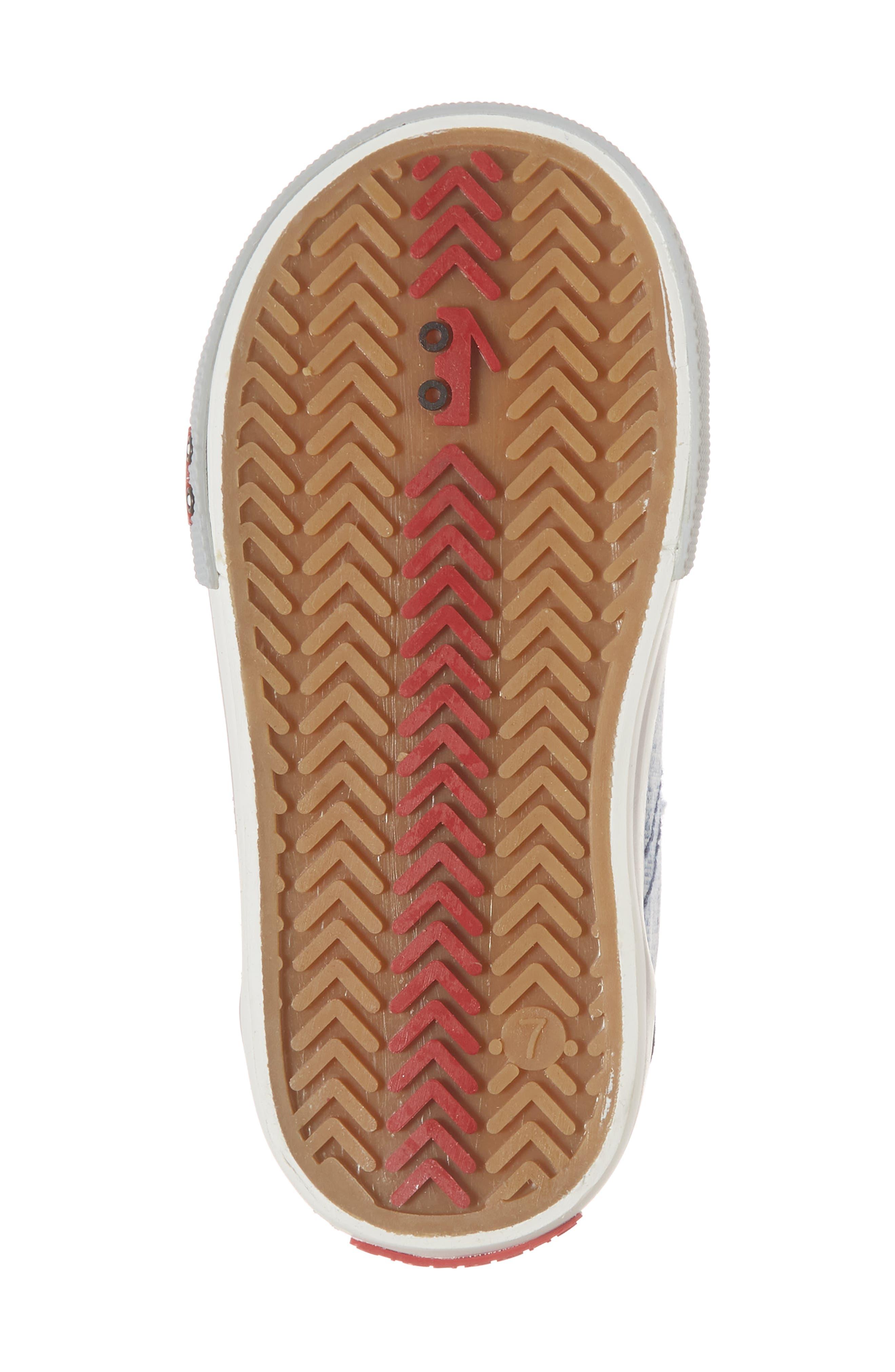 Tanner Sneaker,                             Alternate thumbnail 6, color,                             400