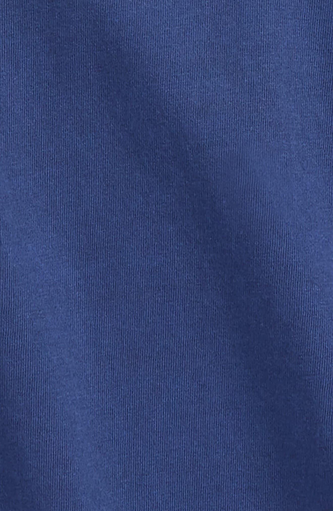 Tie Sleeve Tee,                             Alternate thumbnail 2, color,                             410