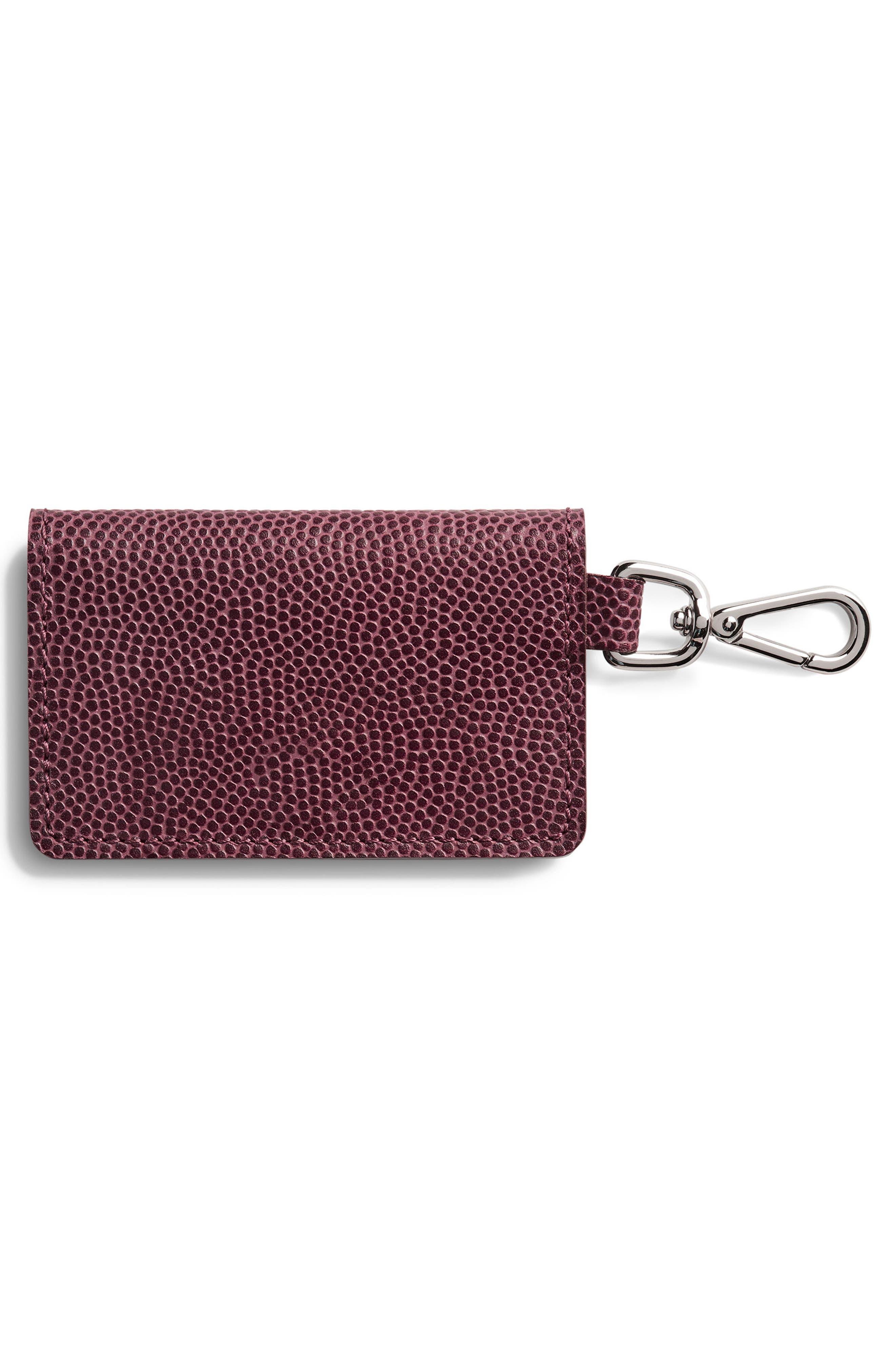 Latigo Leather Card Case,                             Alternate thumbnail 9, color,