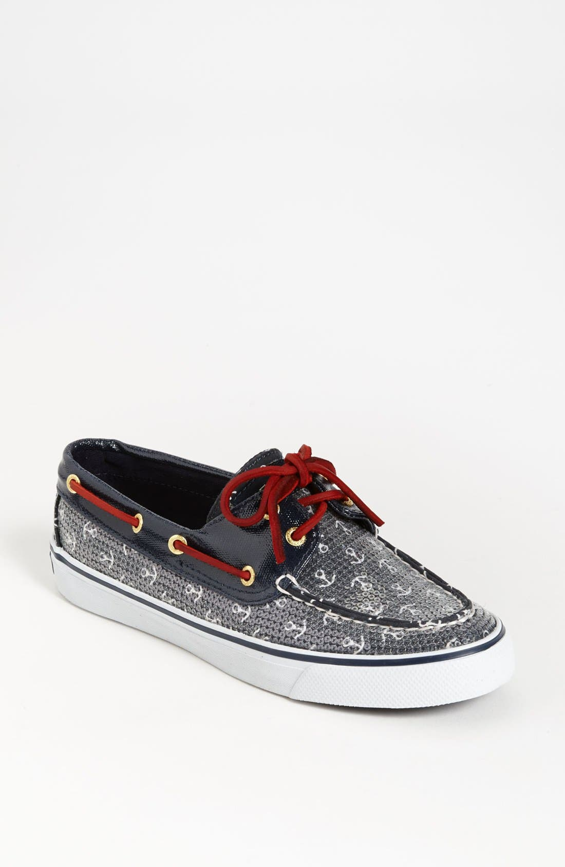Top-Sider<sup>®</sup> 'Bahama' Sequined Boat Shoe,                             Main thumbnail 28, color,