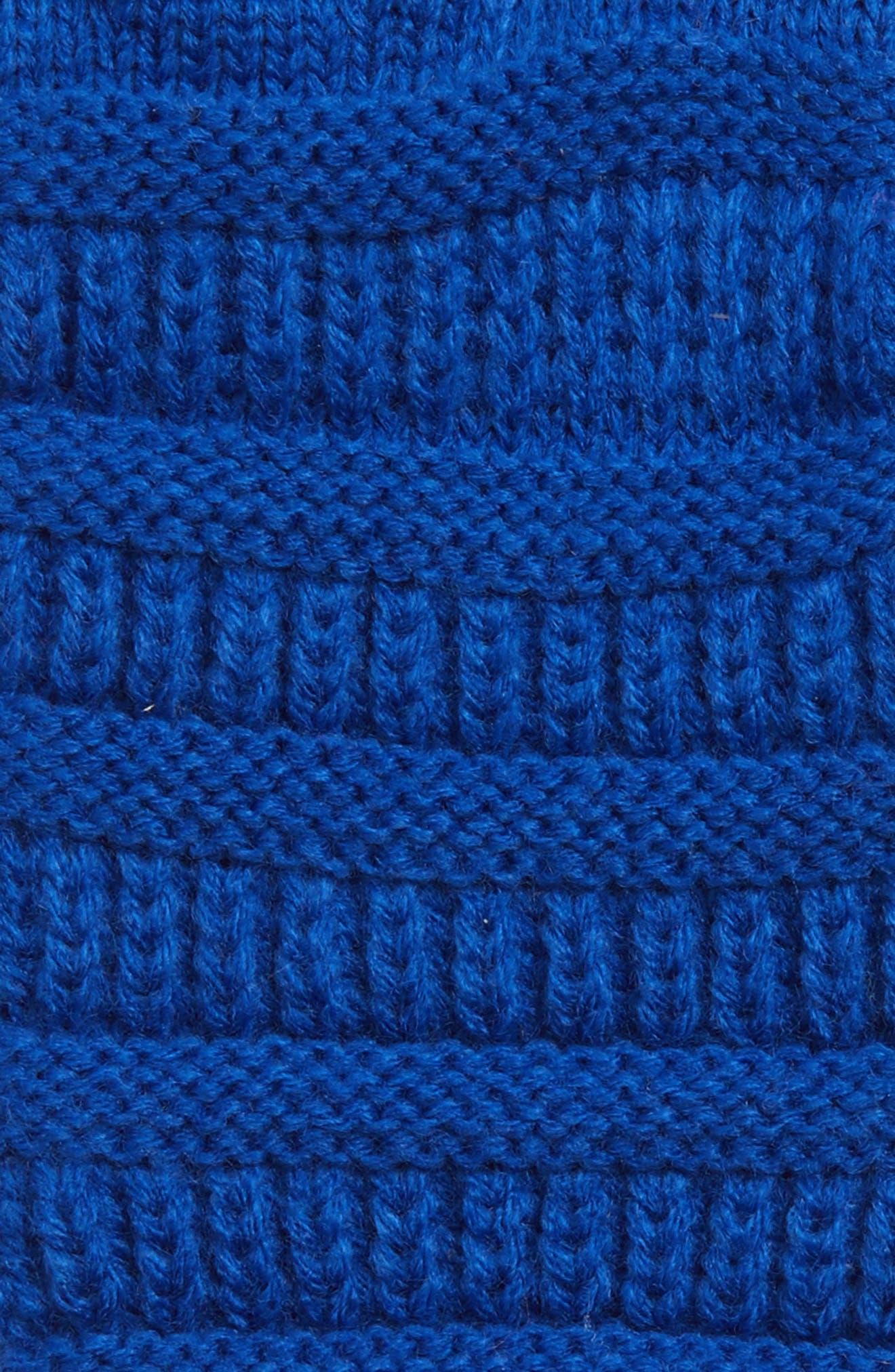 Rib Knit Tech Gloves,                             Alternate thumbnail 20, color,