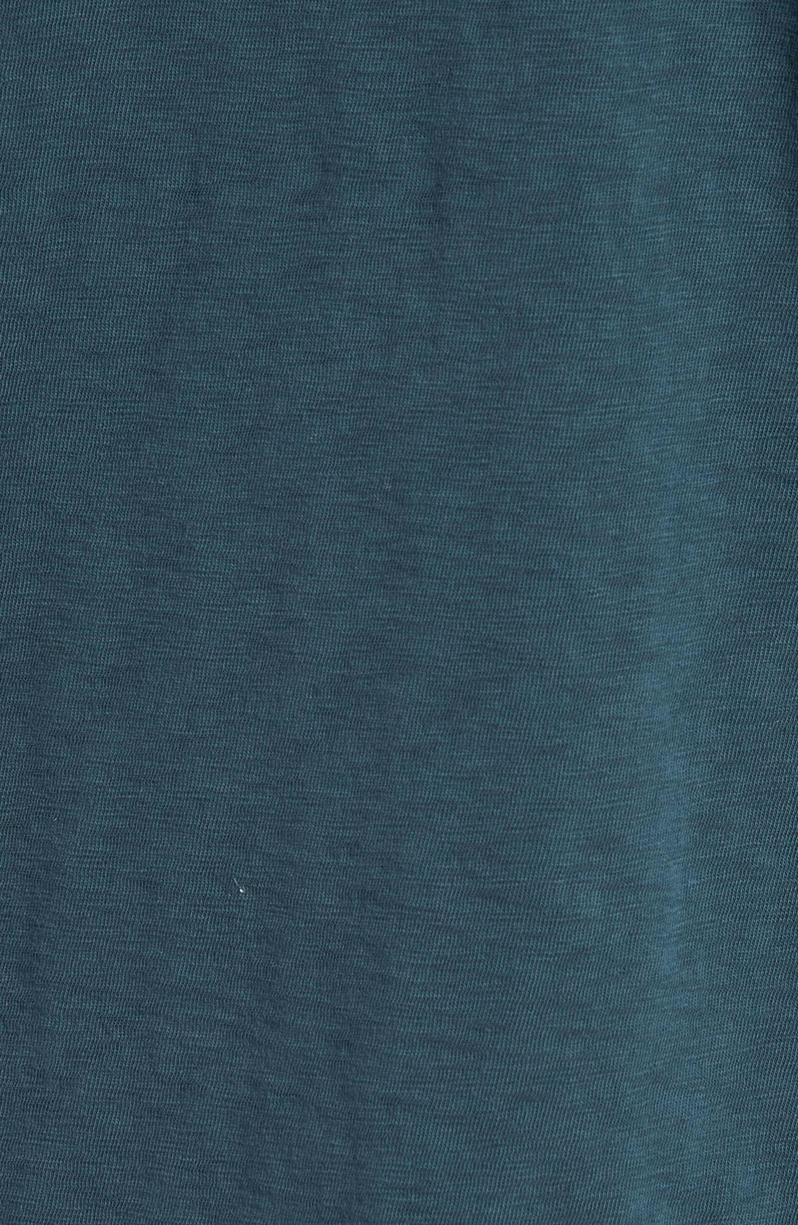 Negative Slub Long Sleeve Henley,                             Alternate thumbnail 5, color,                             STARGAZER