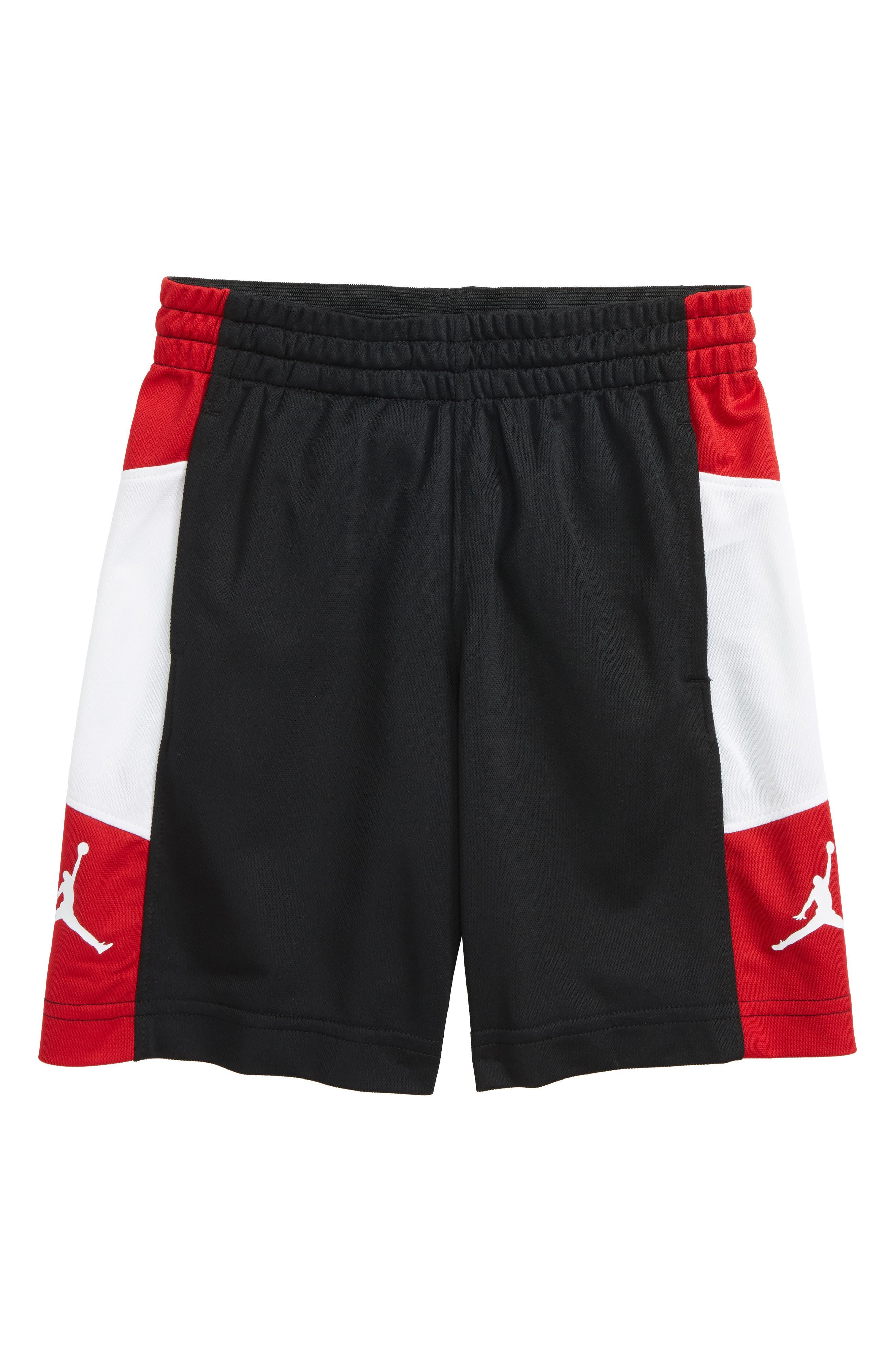 Jordan Rise Elevate Shorts,                             Main thumbnail 1, color,                             004