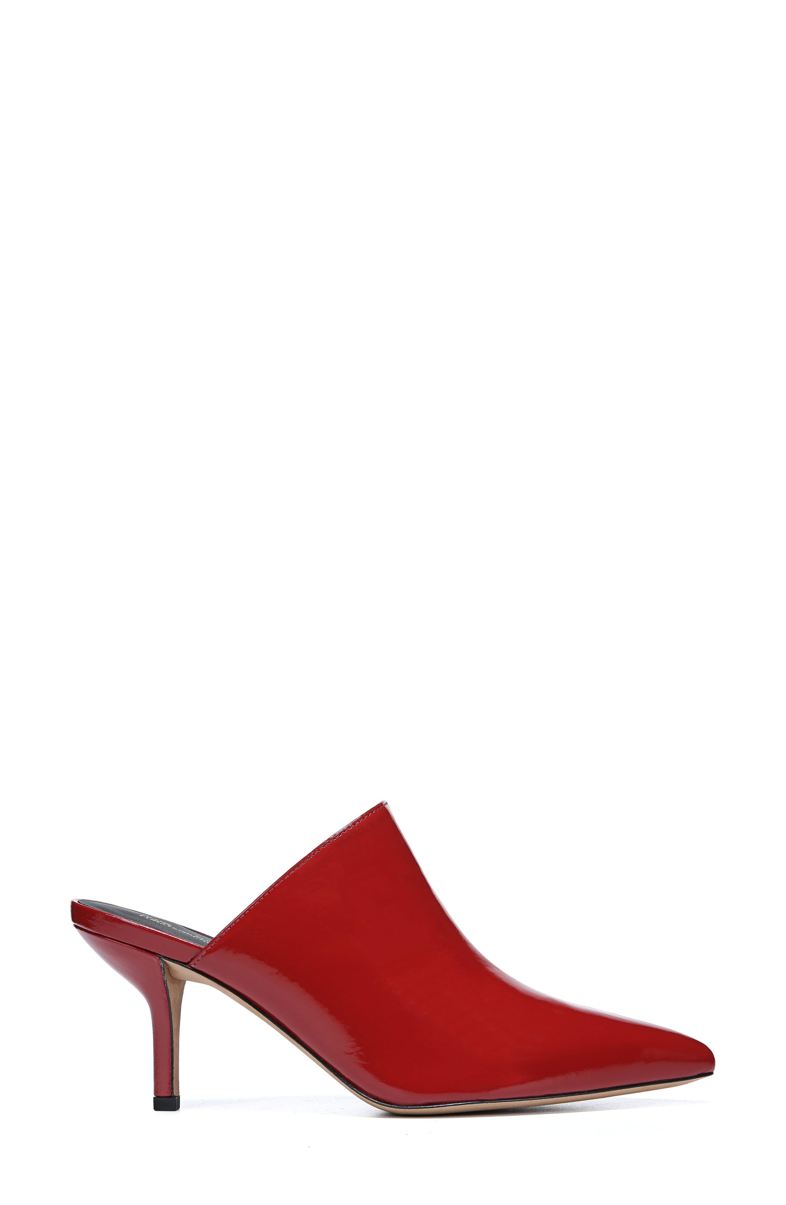 Mikaila Pointy Toe Mule,                             Alternate thumbnail 3, color,                             600