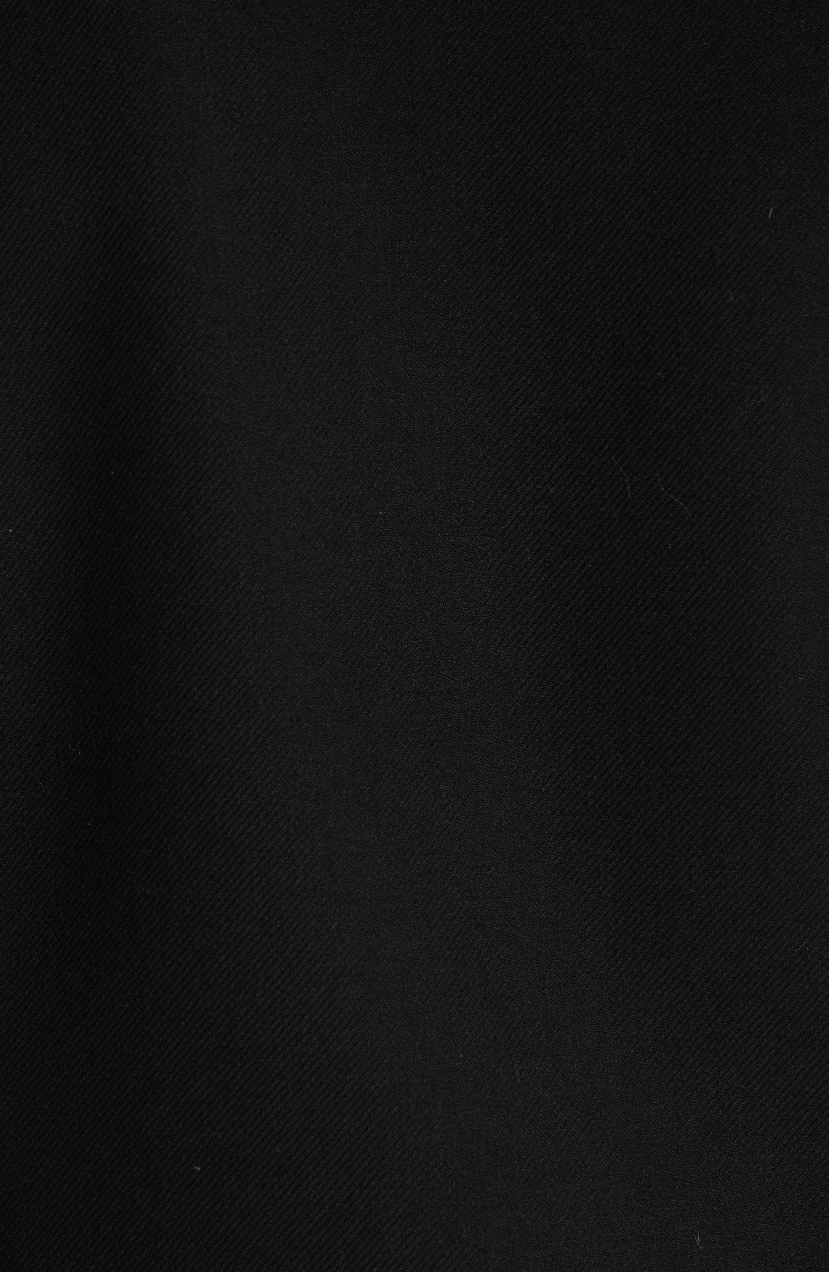 Broadcloth Down Jacket,                             Alternate thumbnail 6, color,                             BLACK