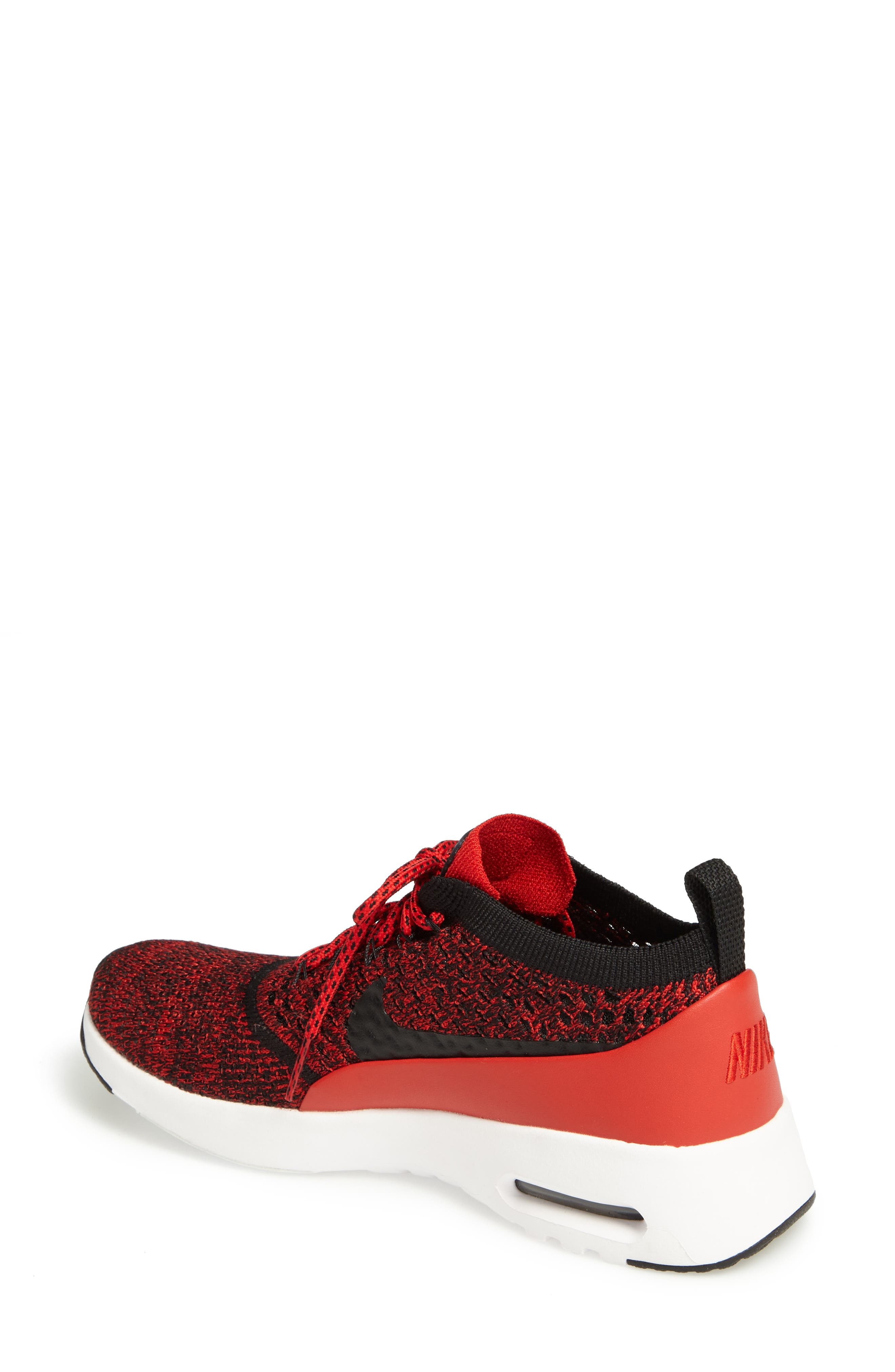 Air Max Thea Ultra Flyknit Sneaker,                             Alternate thumbnail 23, color,