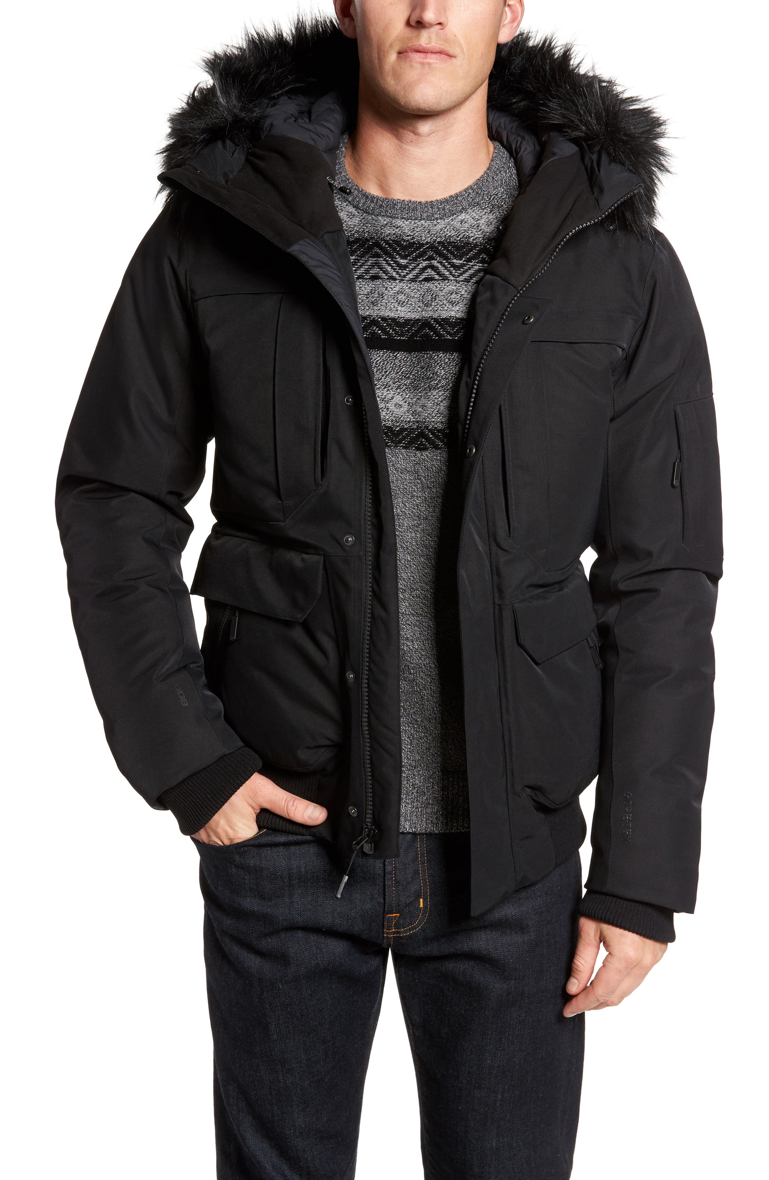 Cryos Expedition Gore-Tex<sup>®</sup> Bomber Jacket,                         Main,                         color,