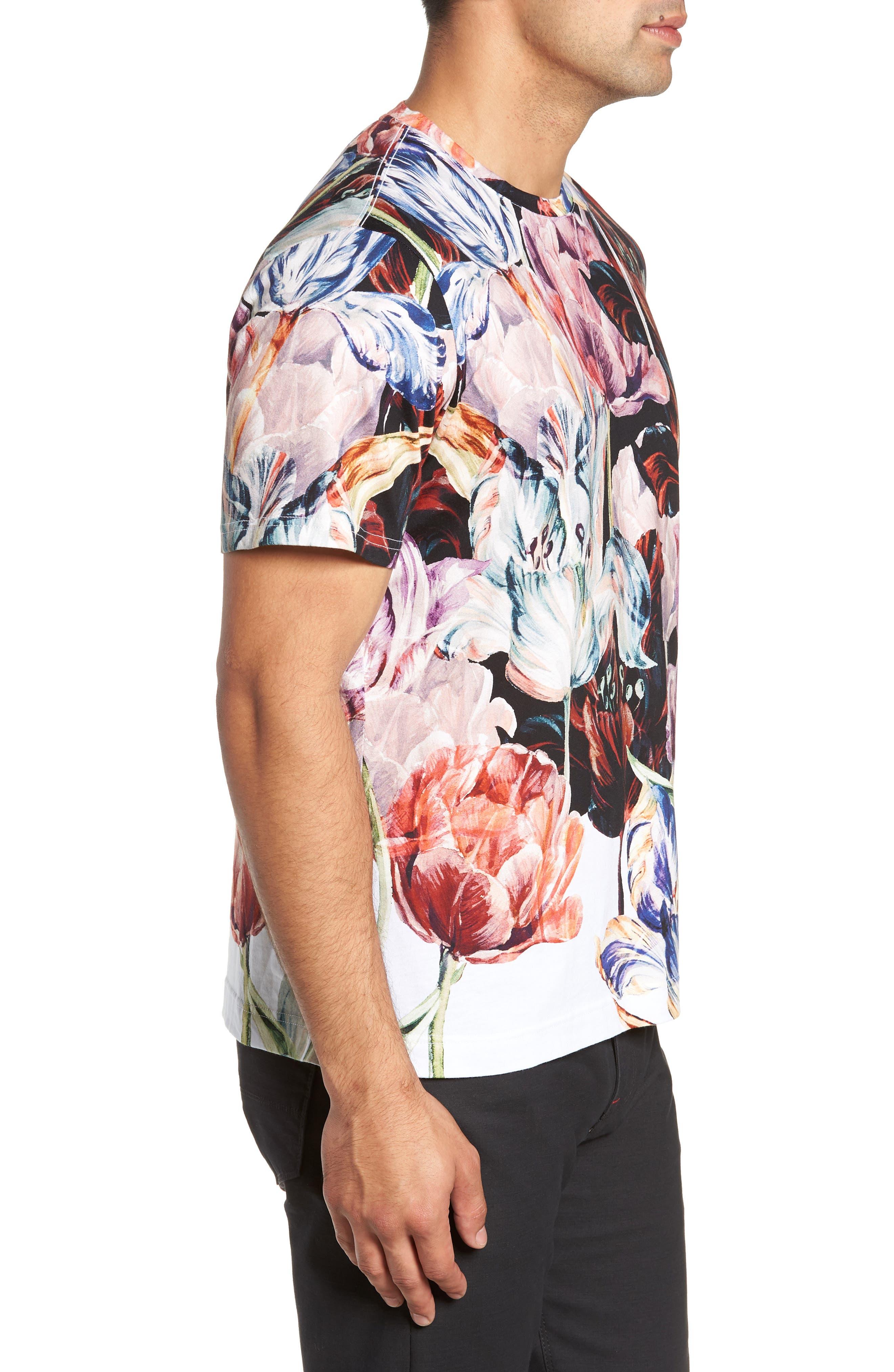 Eddystone T-Shirt,                             Alternate thumbnail 3, color,                             650