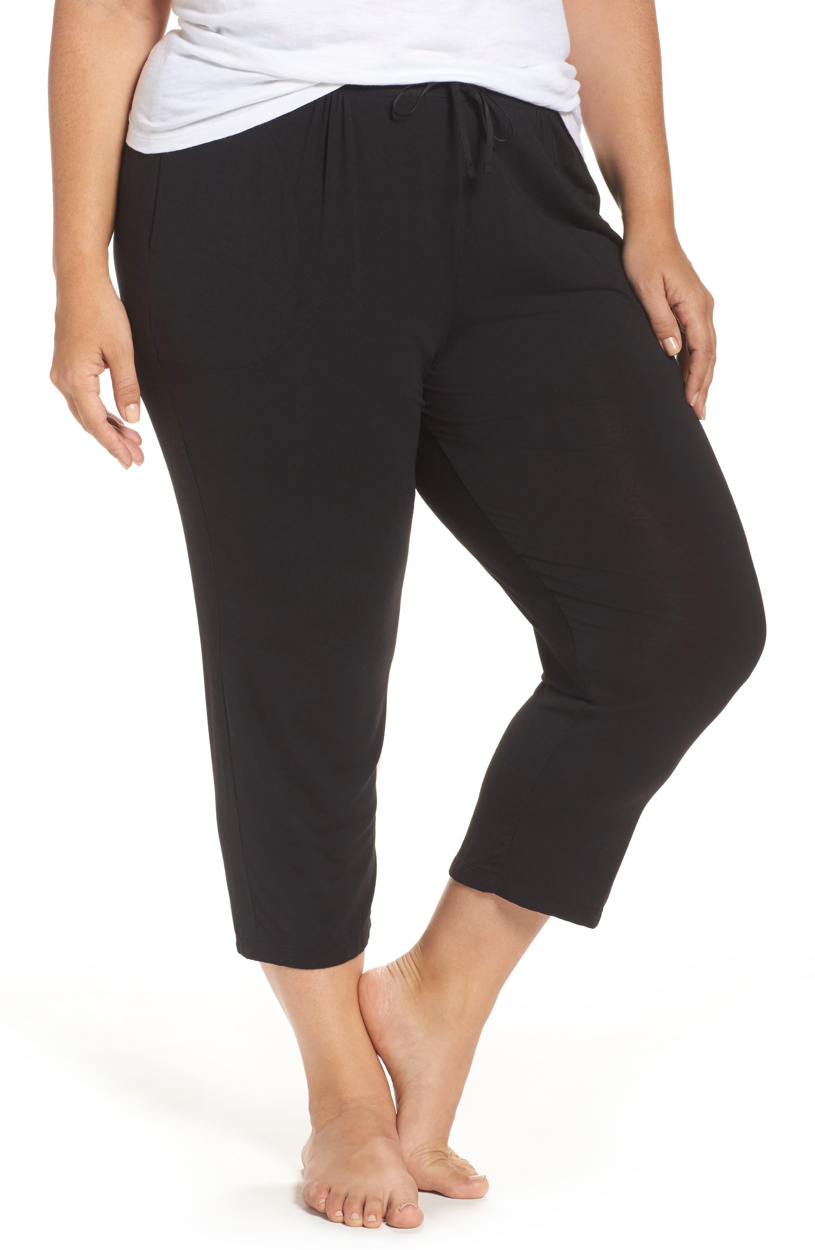 Crop Pants,                         Main,                         color, 001