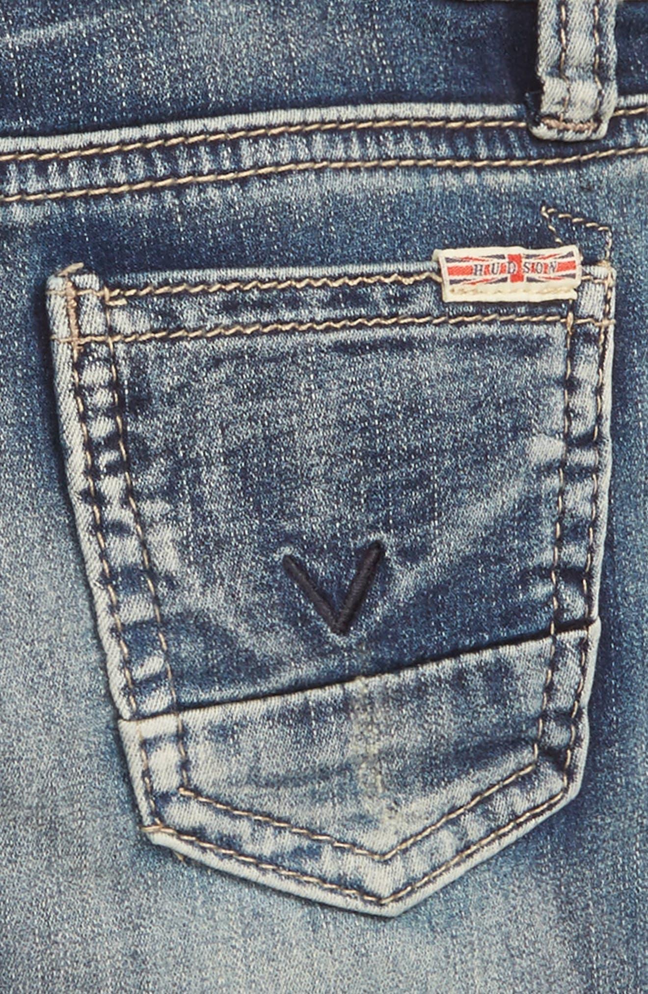 Jagger Slim Straight Leg Jeans,                             Alternate thumbnail 3, color,                             401