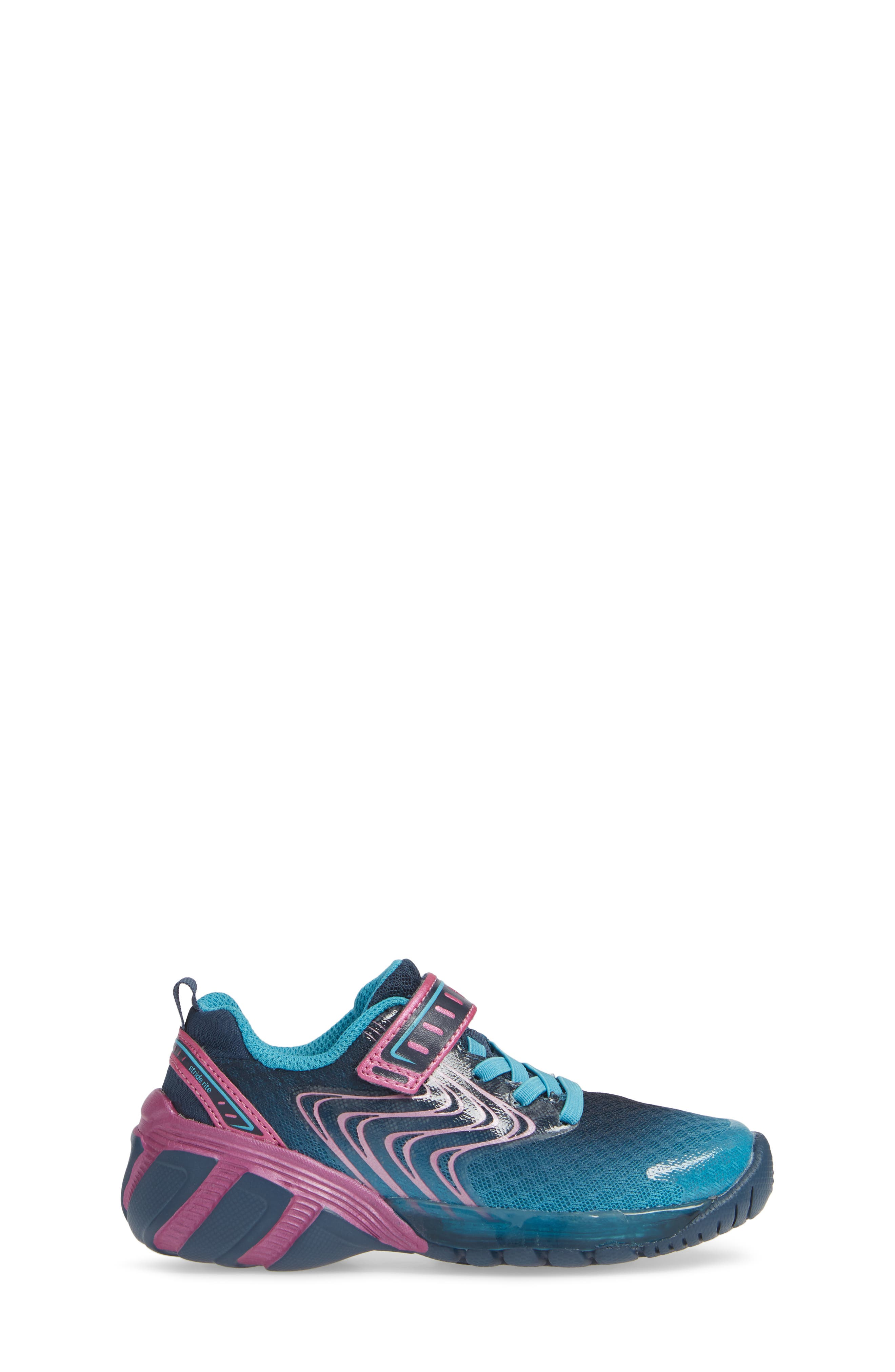 Lights Lux Light-Up Sneaker,                             Alternate thumbnail 3, color,                             400
