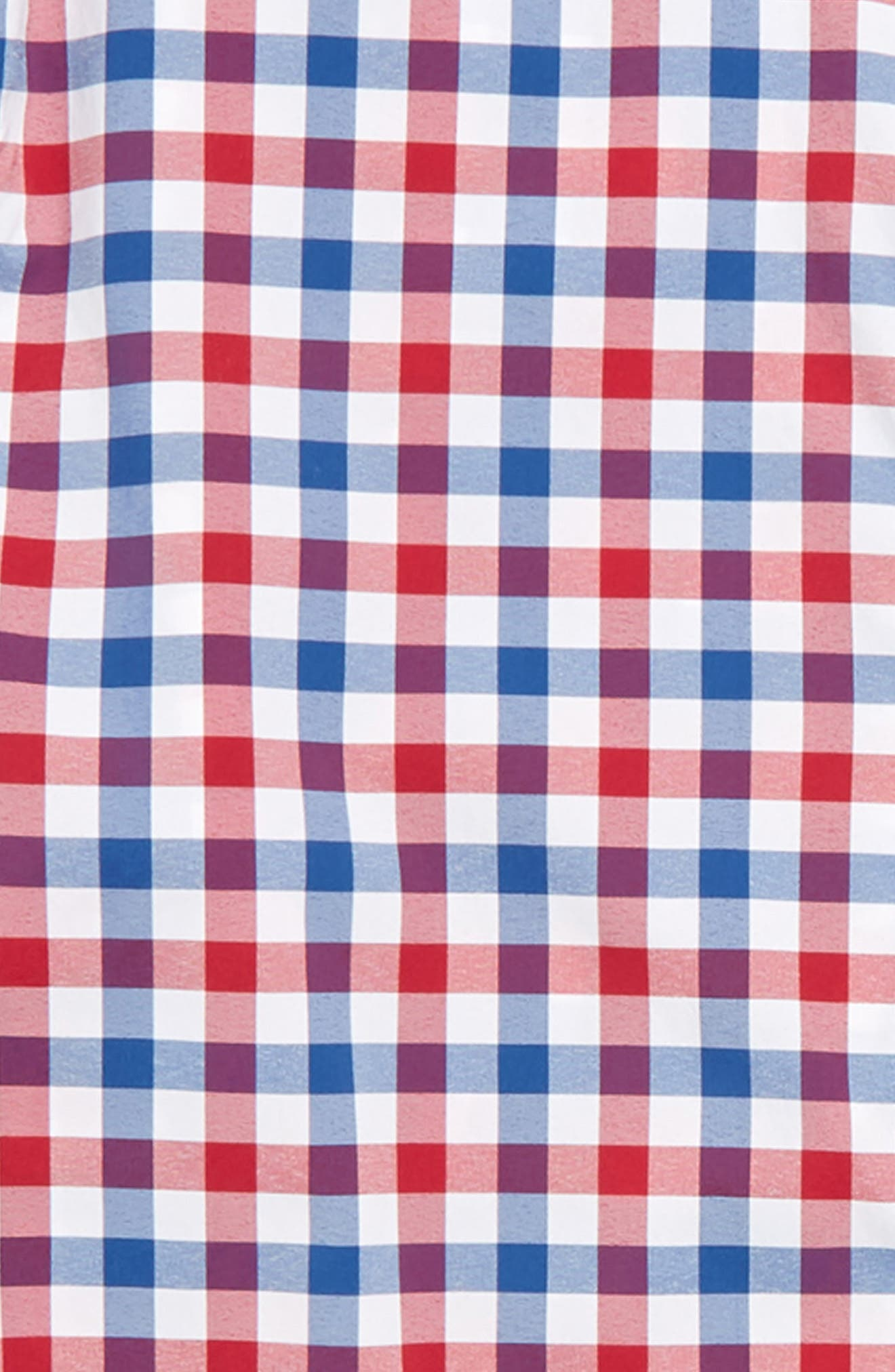 Gull Island Gingham Whale Shirt,                             Alternate thumbnail 2, color,                             401