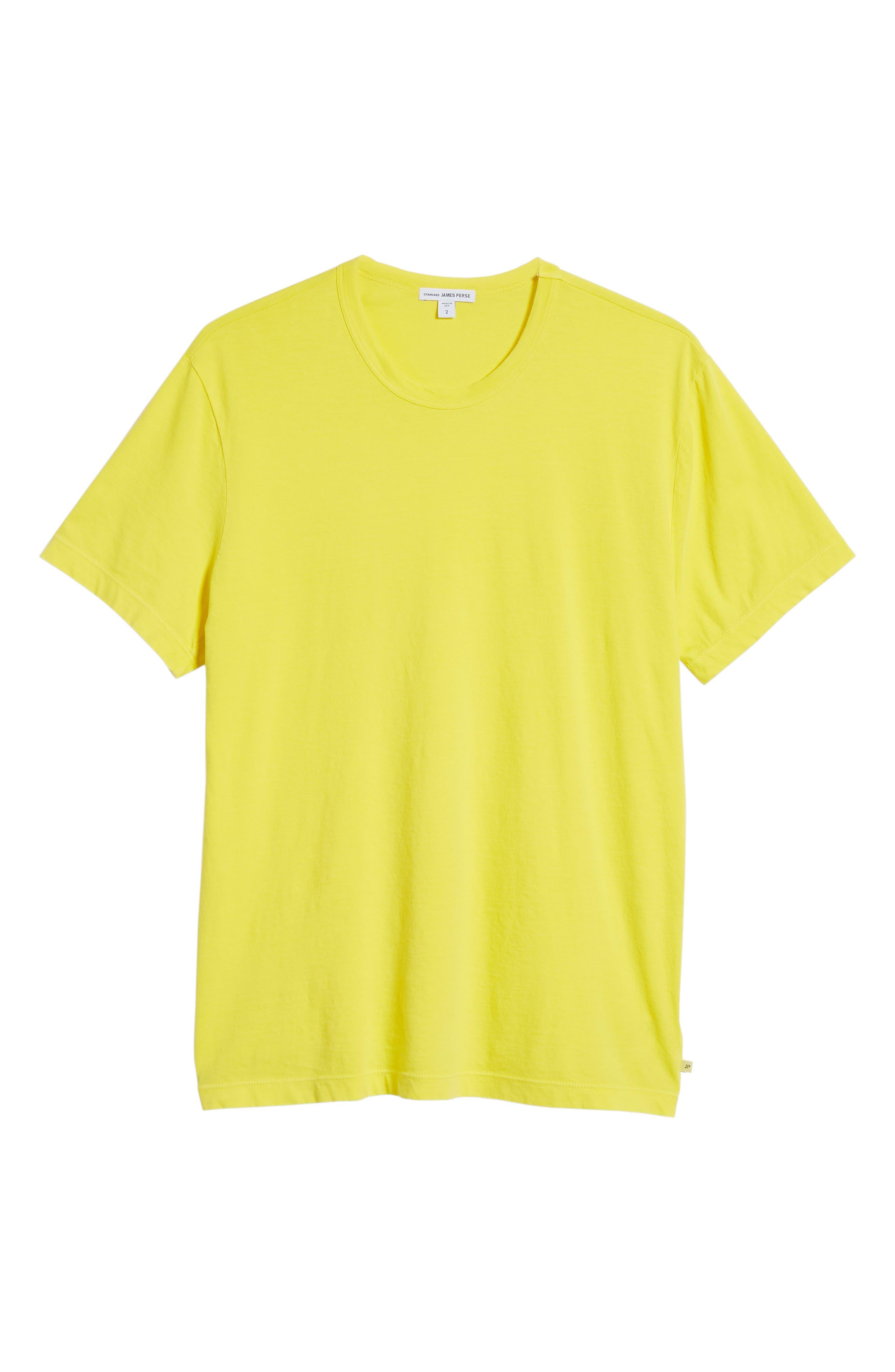 Crewneck Jersey T-Shirt,                             Alternate thumbnail 473, color,