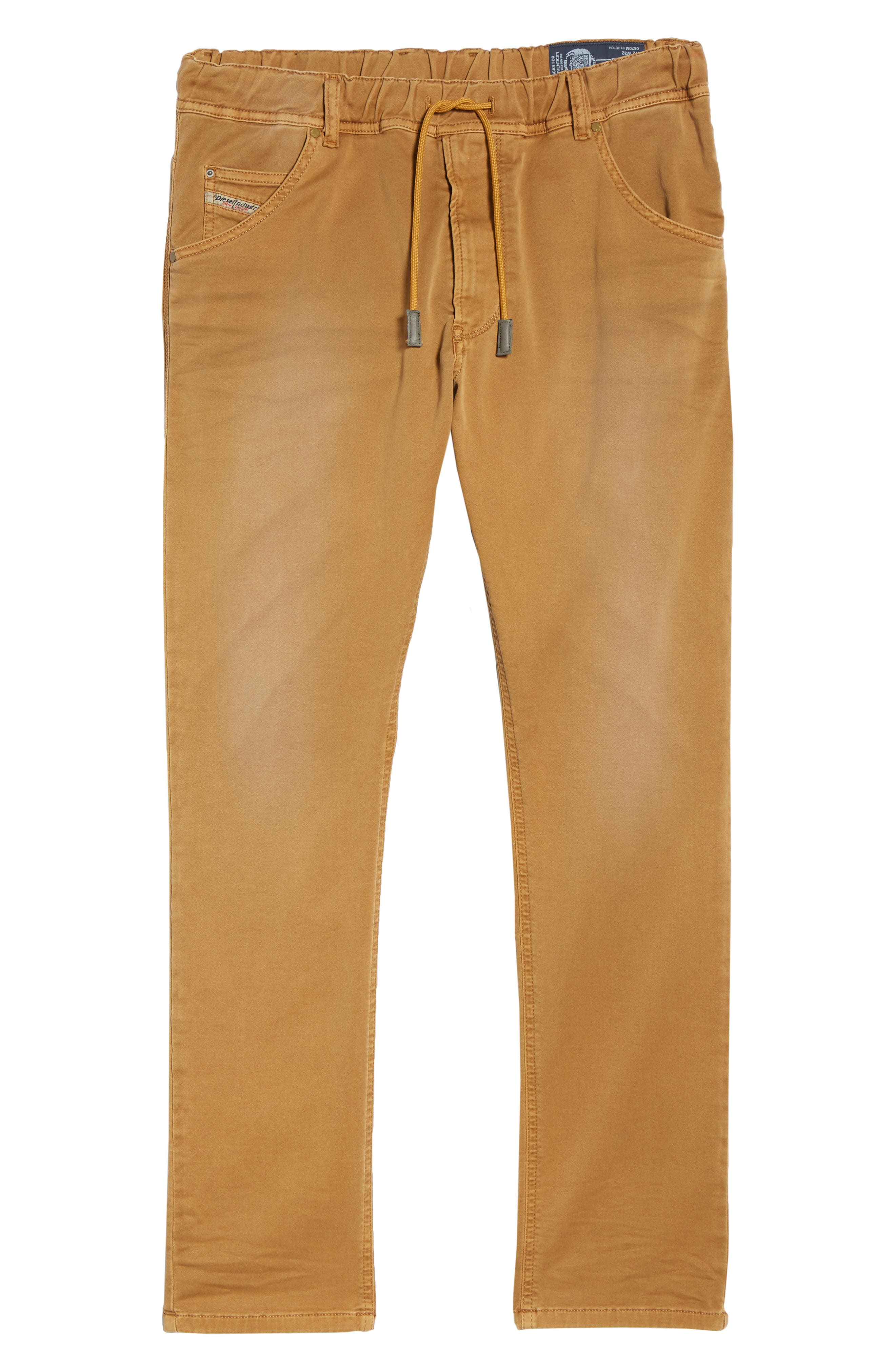 Krooley Slouchy Skinny Fit Jeans,                             Alternate thumbnail 6, color,                             0670M