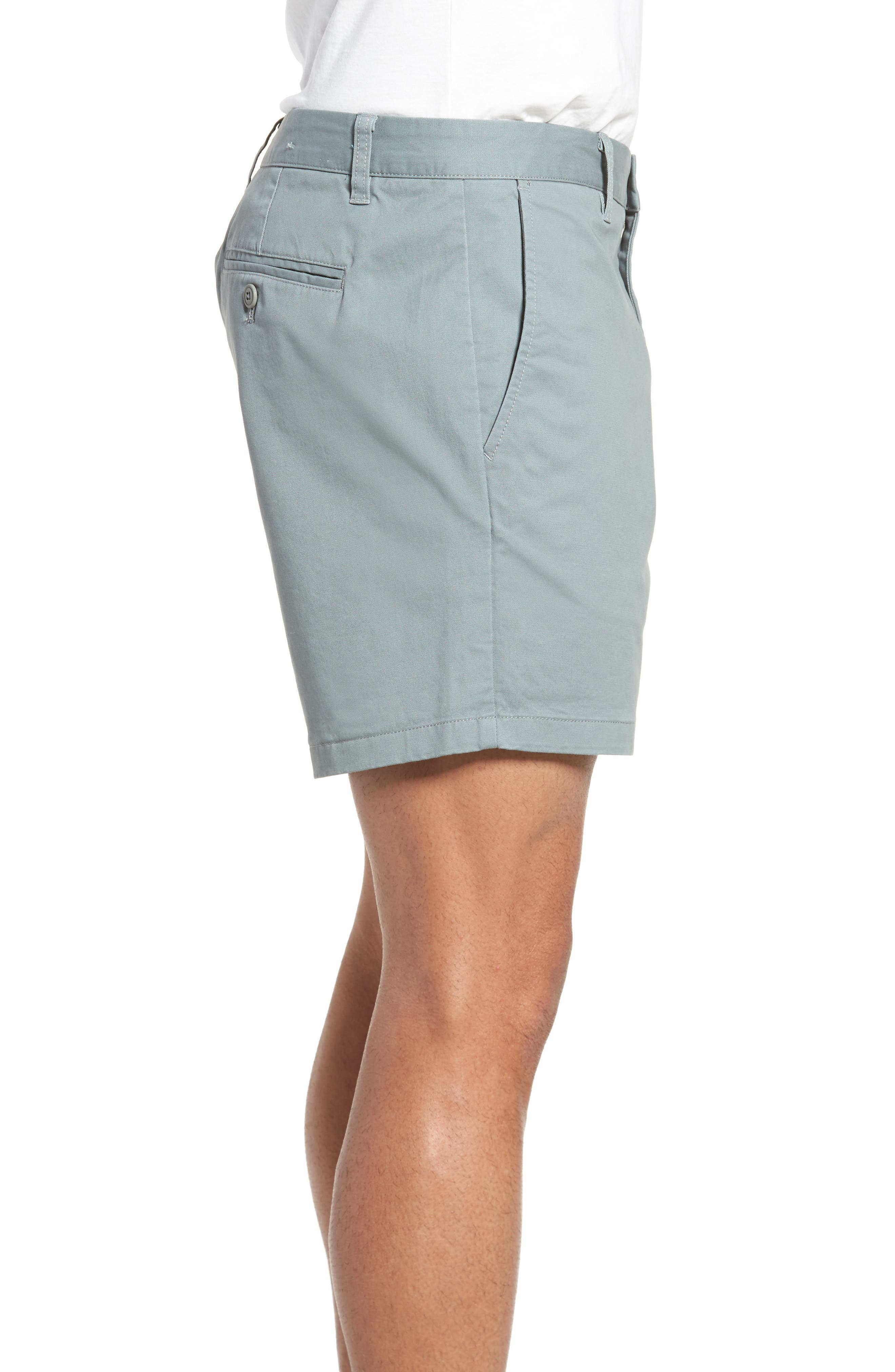 Stretch Washed Chino 5-Inch Shorts,                             Alternate thumbnail 60, color,