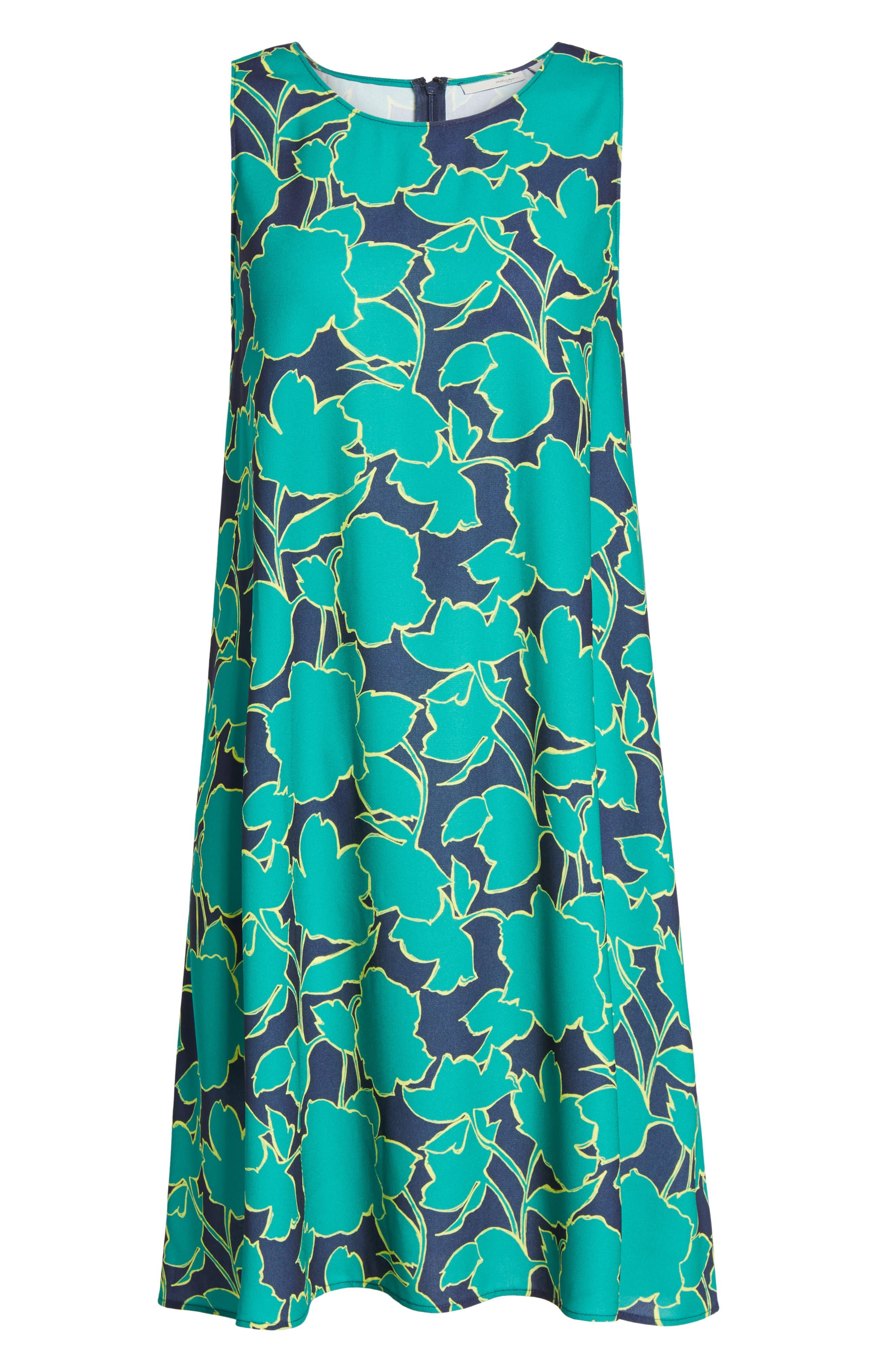 A-Line Dress,                             Alternate thumbnail 158, color,