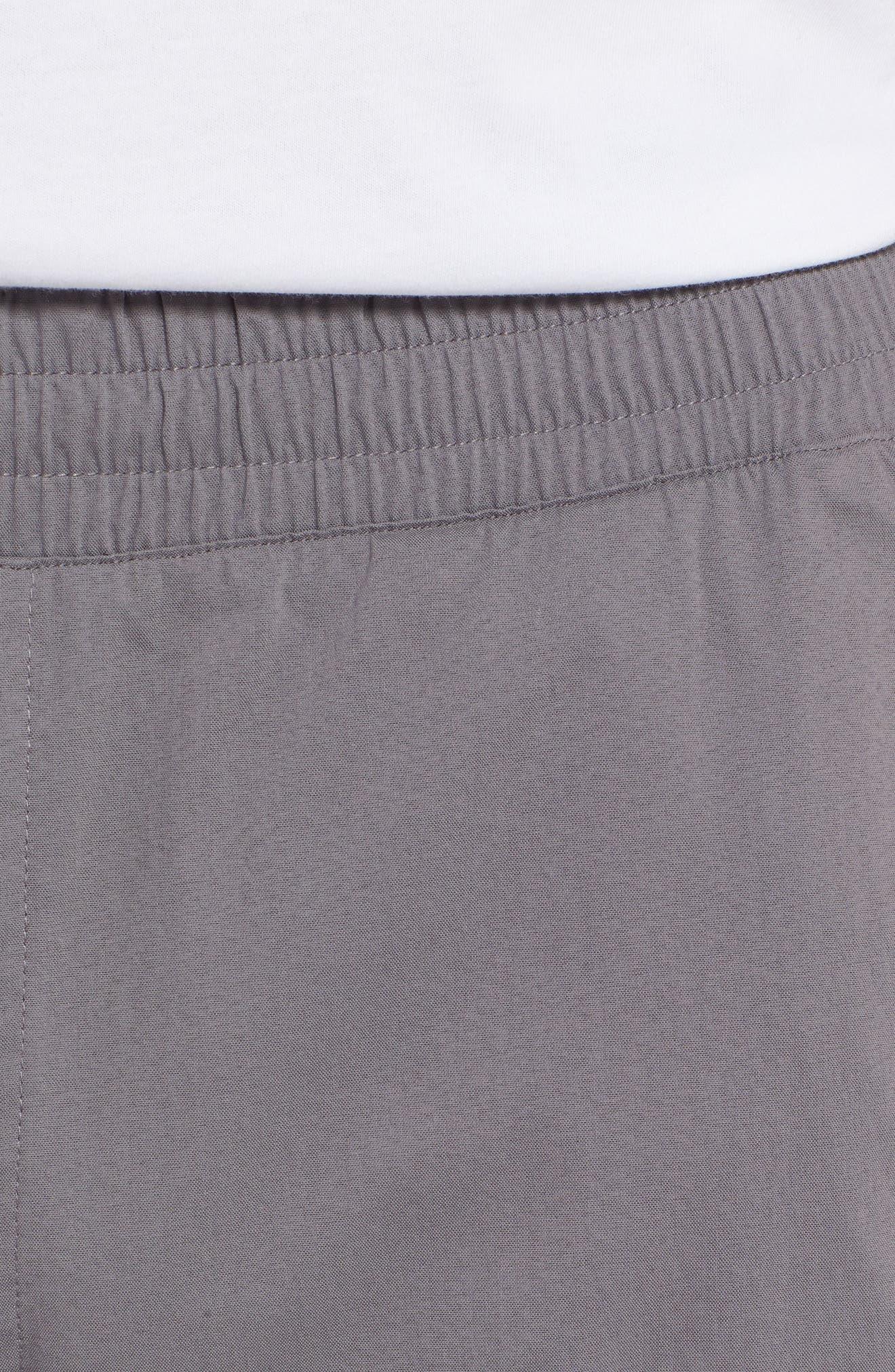 NSW Air Force 1 Lounge Pants,                             Alternate thumbnail 4, color,                             GUNSMOKE/ GREY/ OREWOOD