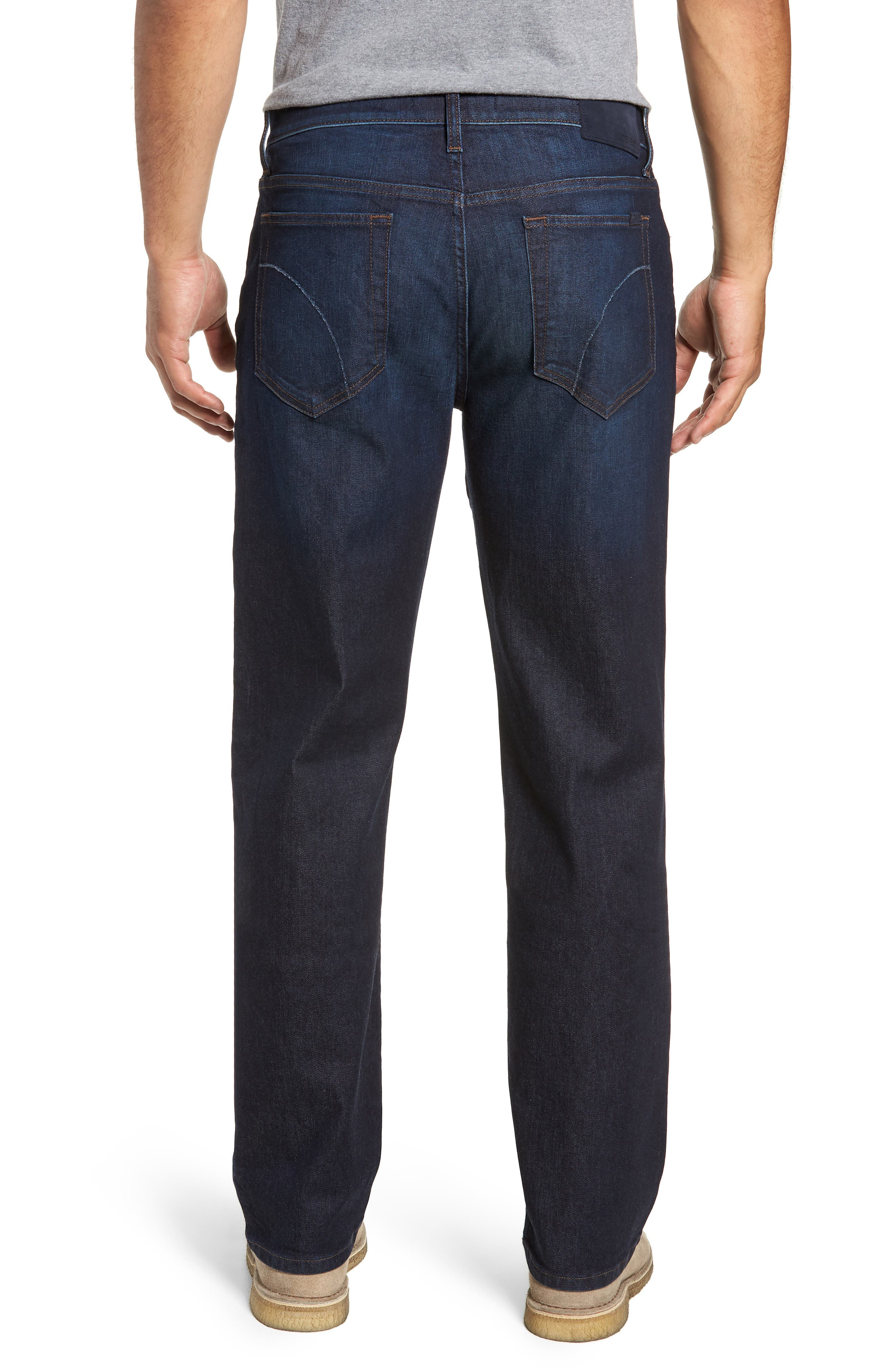 Classic Straight Leg Jeans,                             Alternate thumbnail 2, color,                             LUCCA