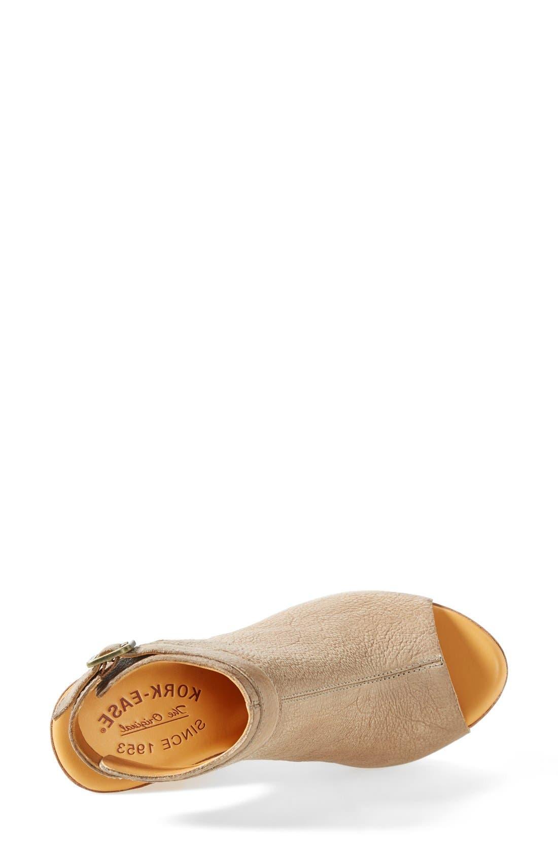 'Berit' Wedge Sandal,                             Alternate thumbnail 78, color,