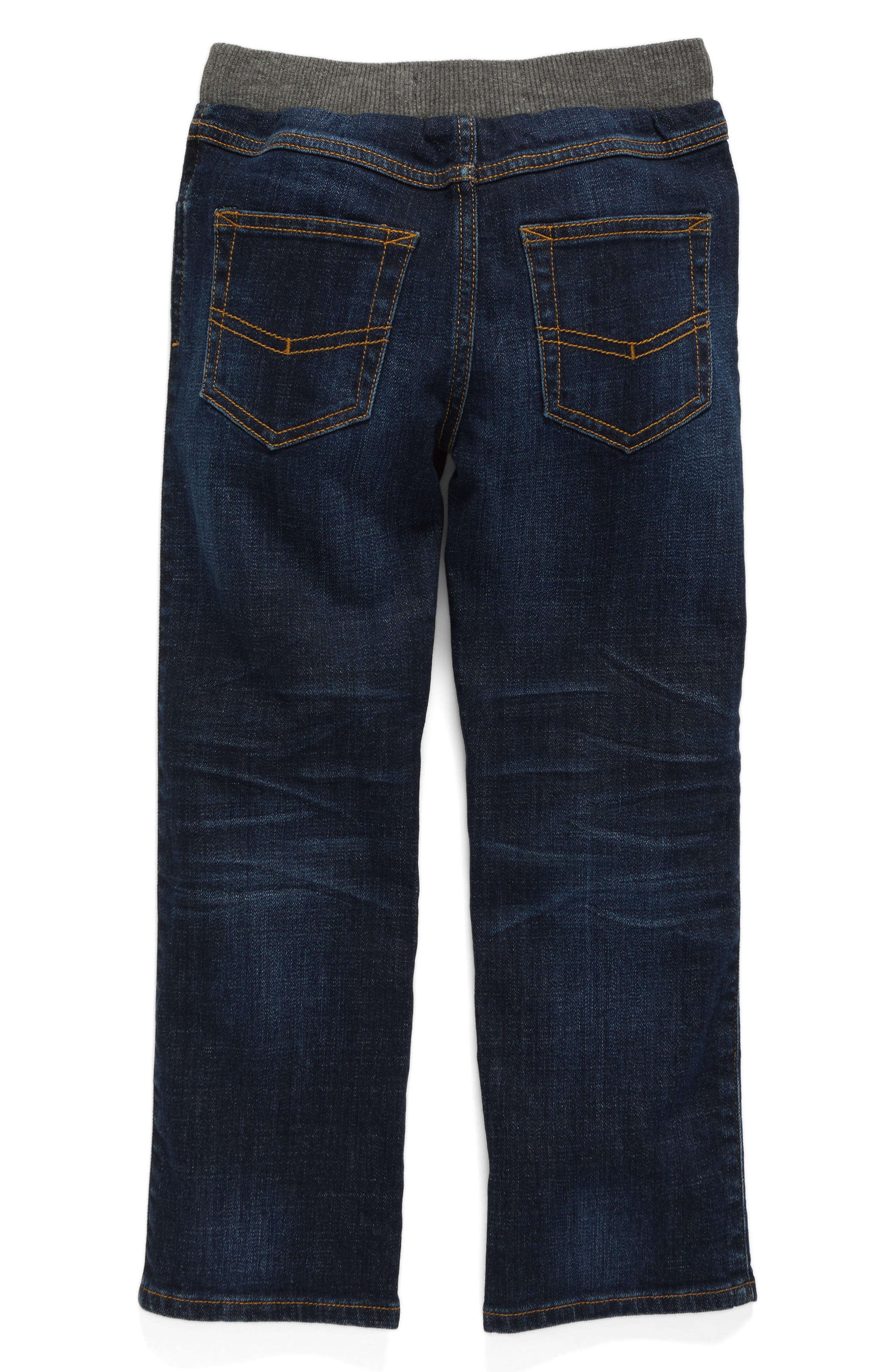Straight Leg Jeans,                             Main thumbnail 2, color,