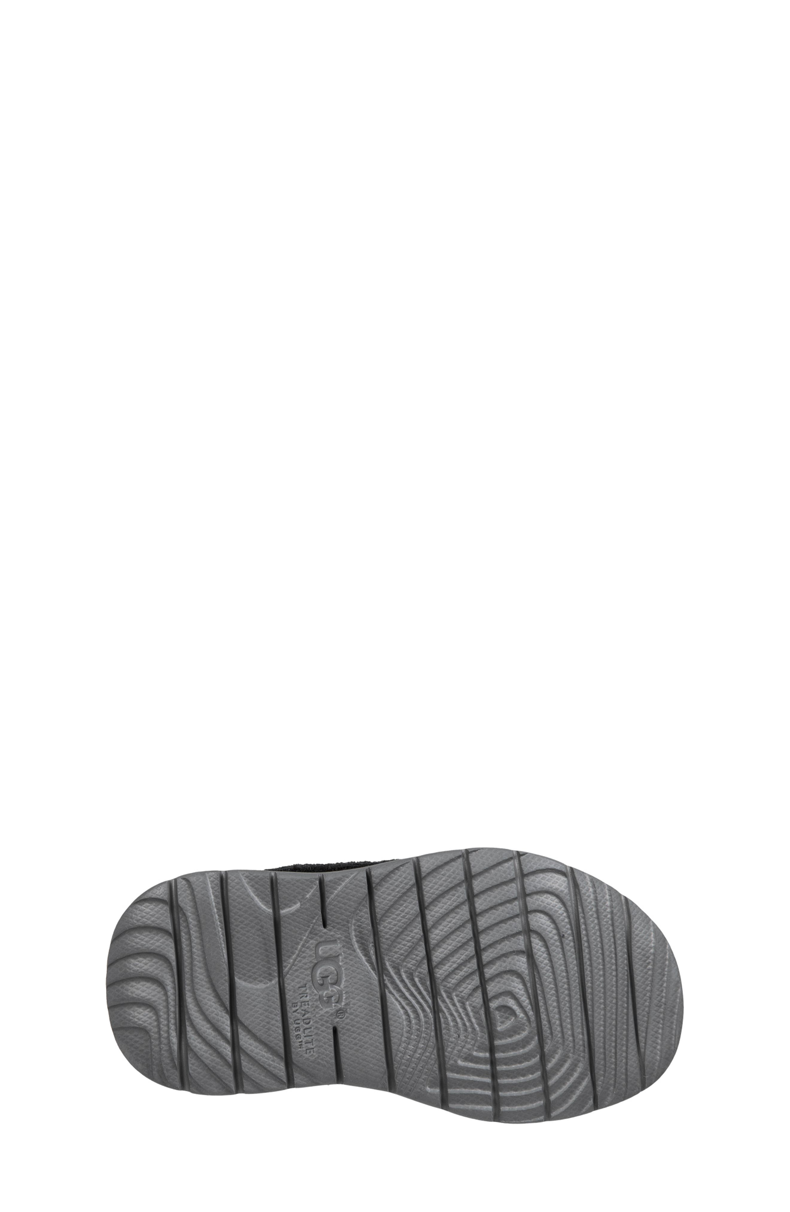 Canoe Washable Chukka Sneaker,                             Alternate thumbnail 5, color,                             BLACK