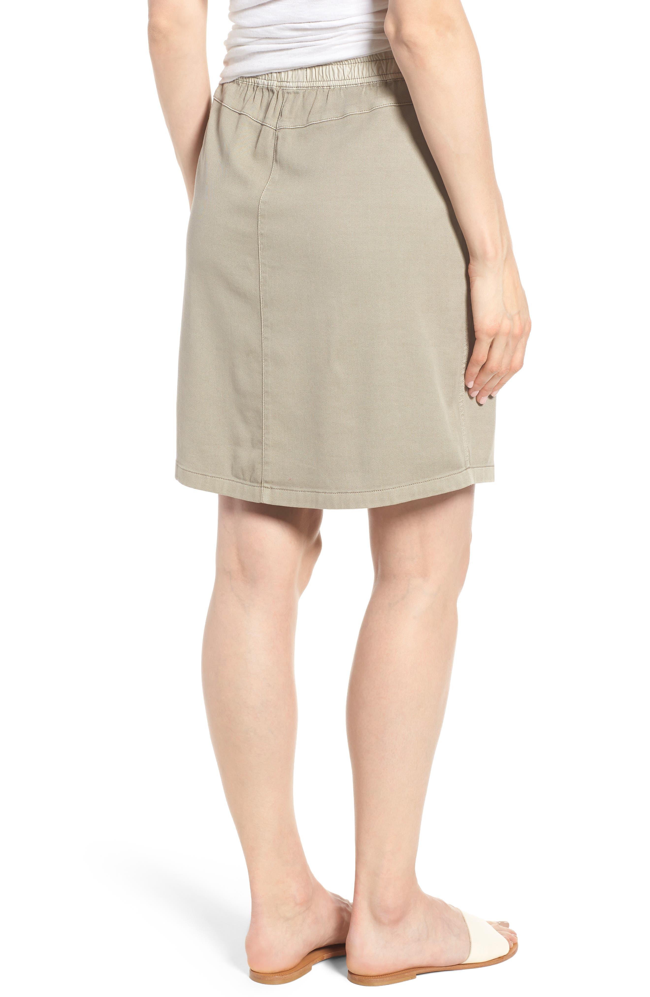 Open Road Skirt,                             Alternate thumbnail 2, color,                             FLAX