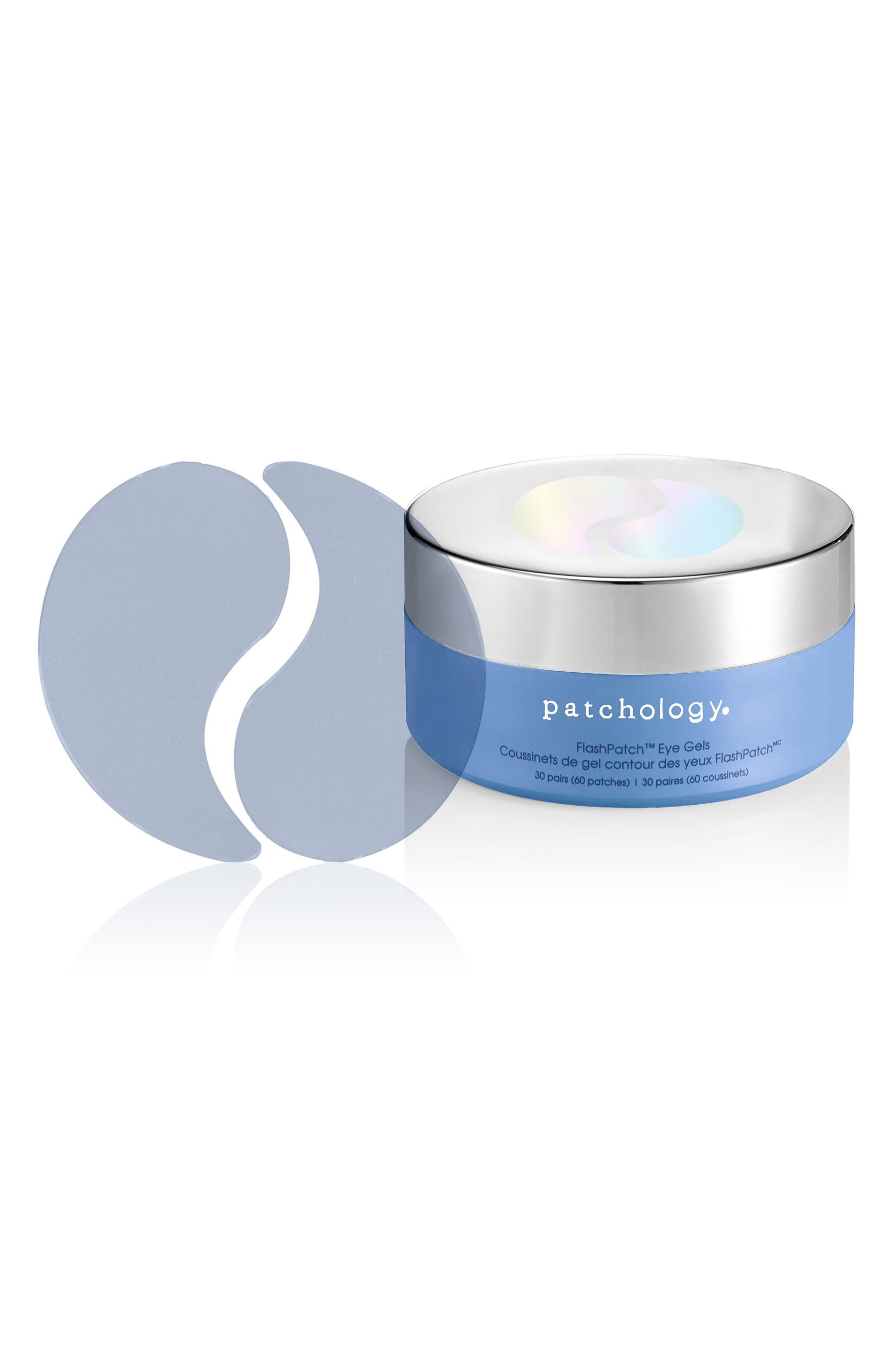 FlashPatch<sup>™</sup> Night Restoring Eye Gels,                             Main thumbnail 1, color,                             NO COLOR