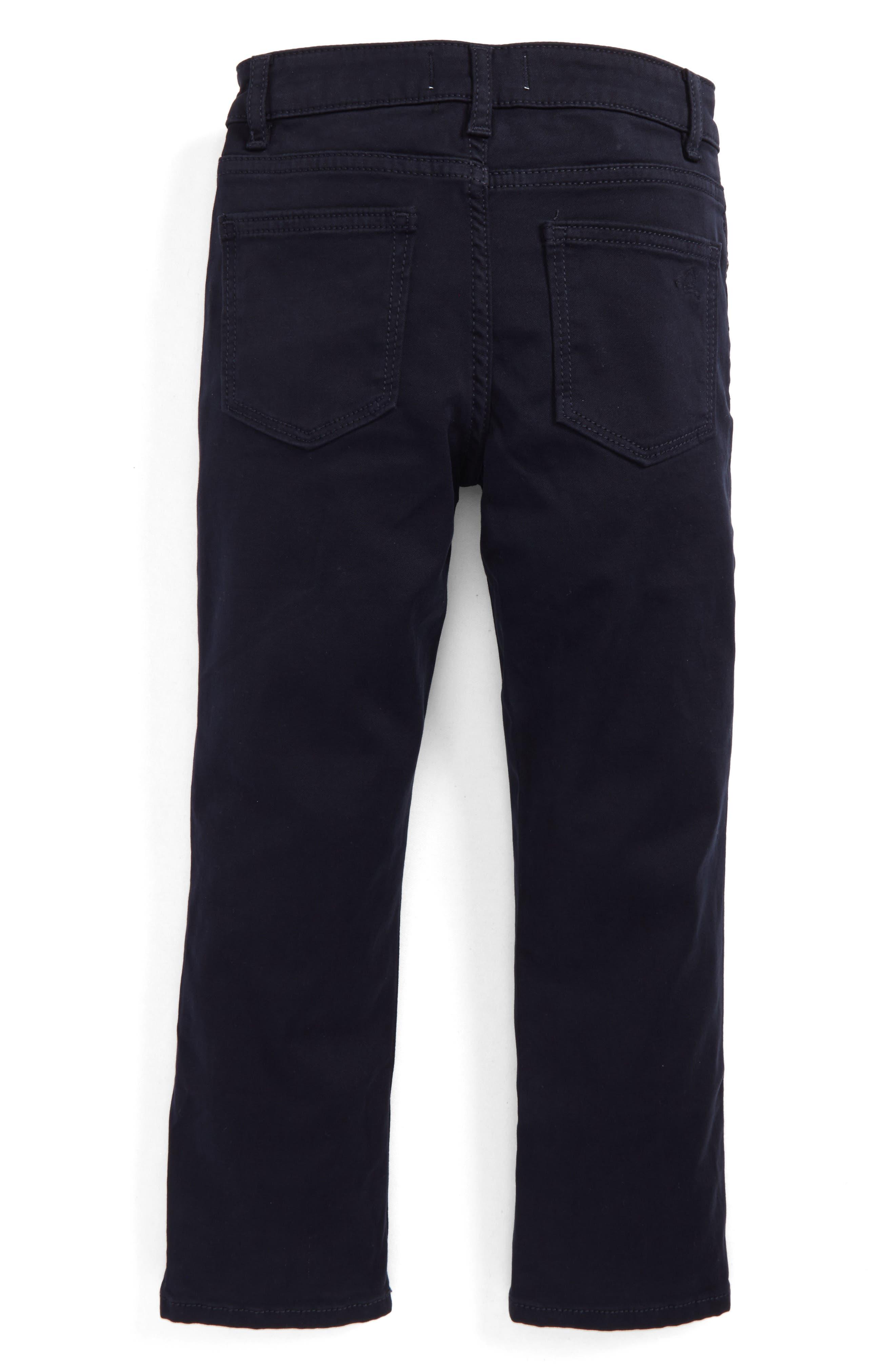 Brady Slim Fit Twill Pants,                             Alternate thumbnail 2, color,