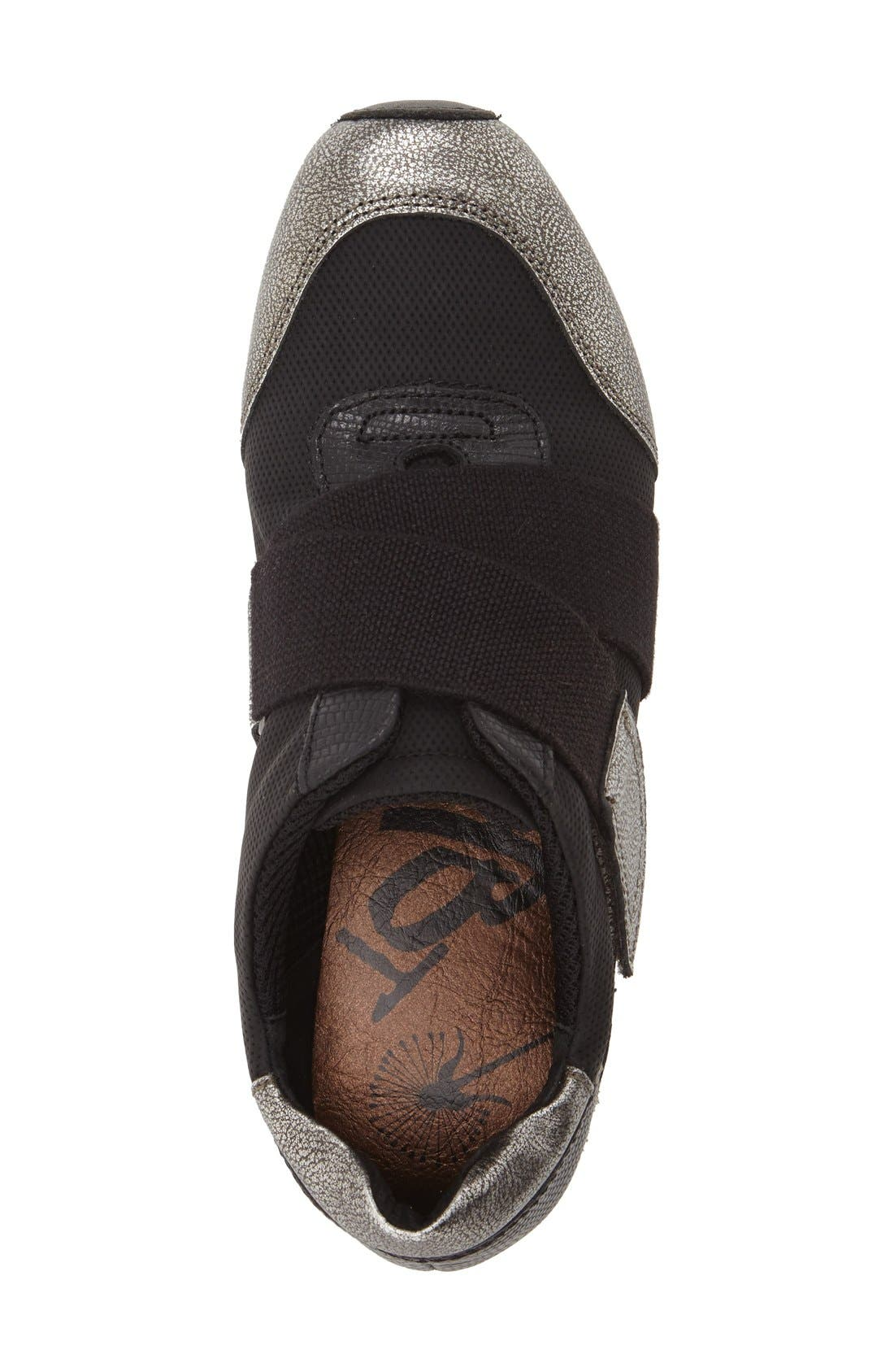 'New Wave' Sneaker,                             Alternate thumbnail 3, color,                             003
