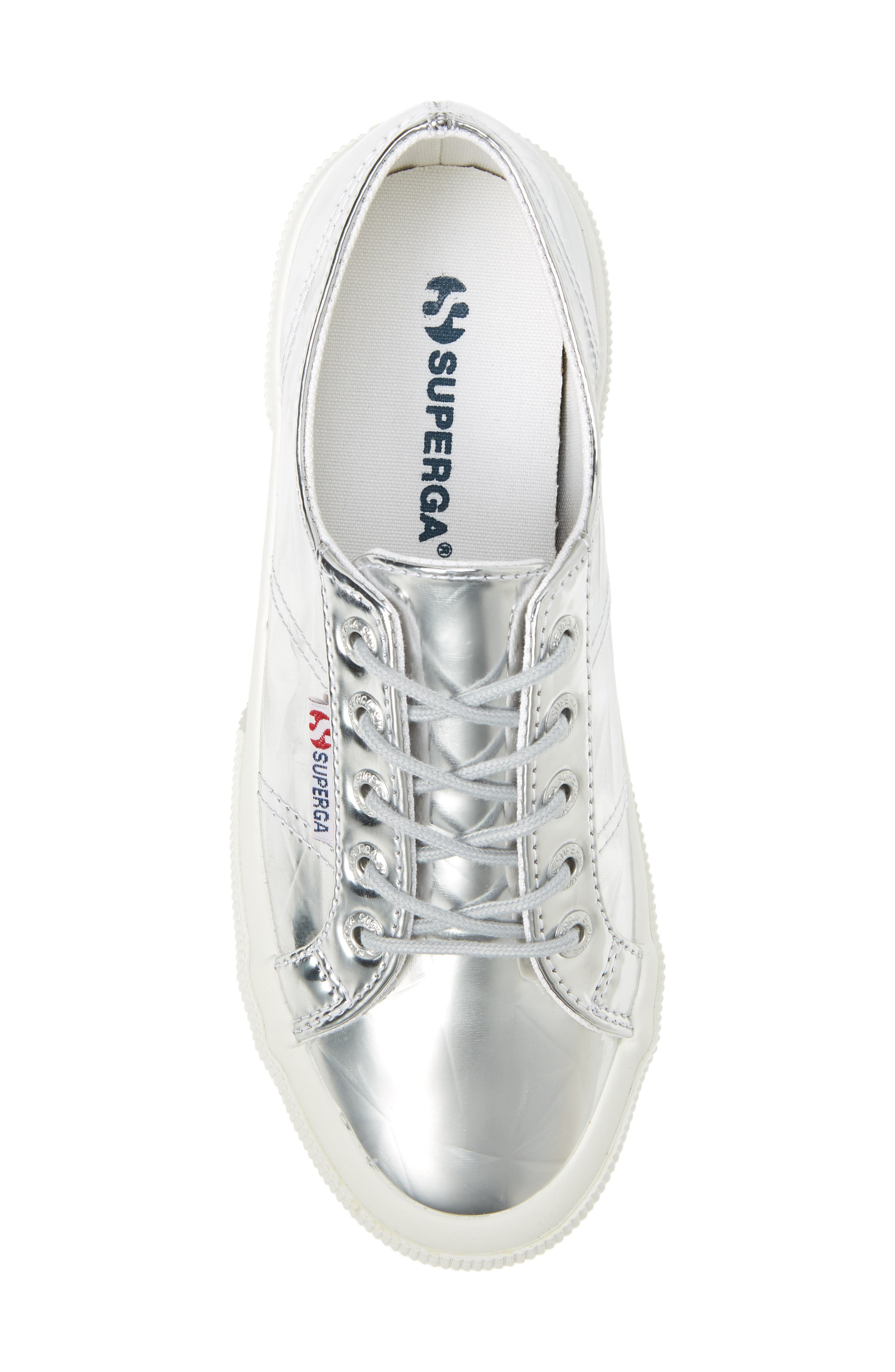 2750 Synleadiamondmirror Sneaker,                             Alternate thumbnail 5, color,                             040