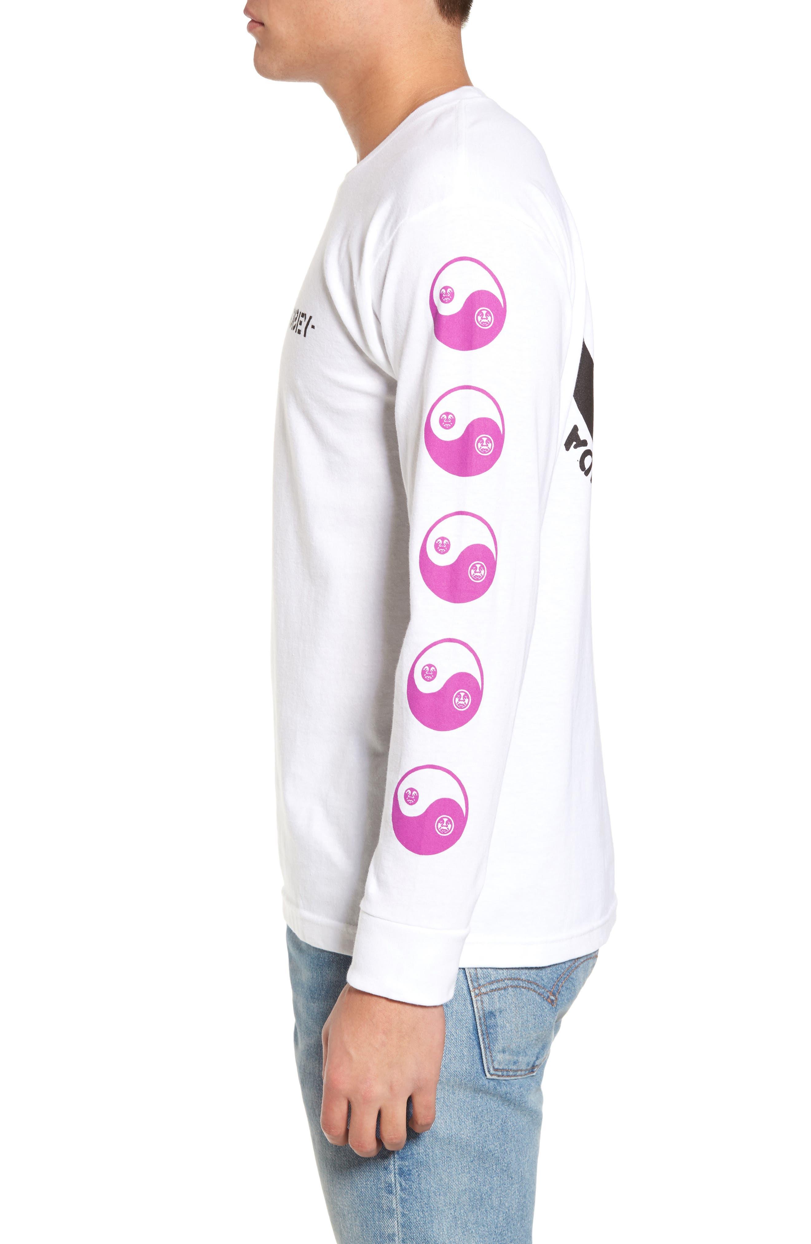 Subversion Basic T-Shirt,                             Alternate thumbnail 3, color,