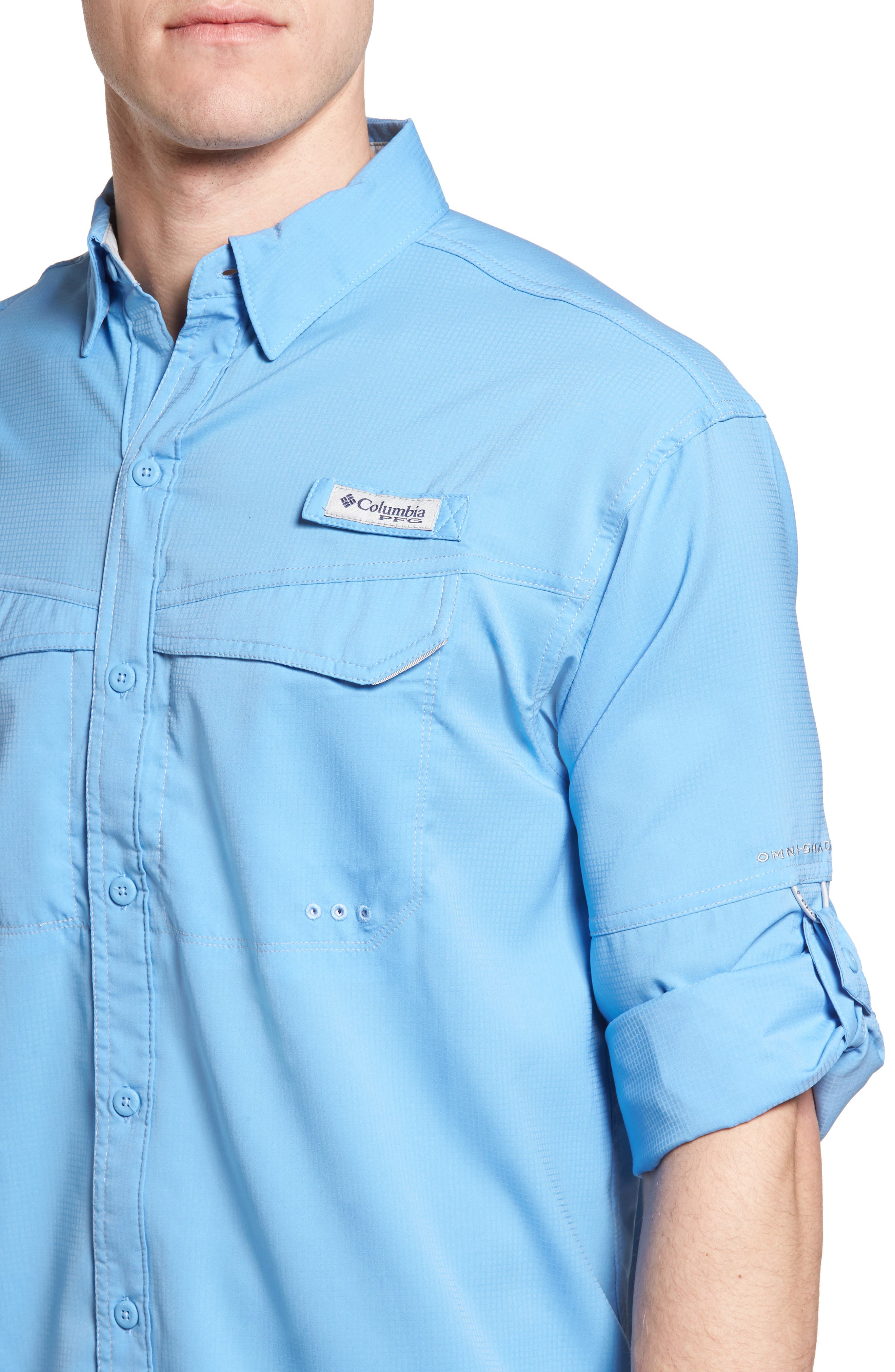 Low Drag Offshore Woven Shirt,                             Alternate thumbnail 42, color,