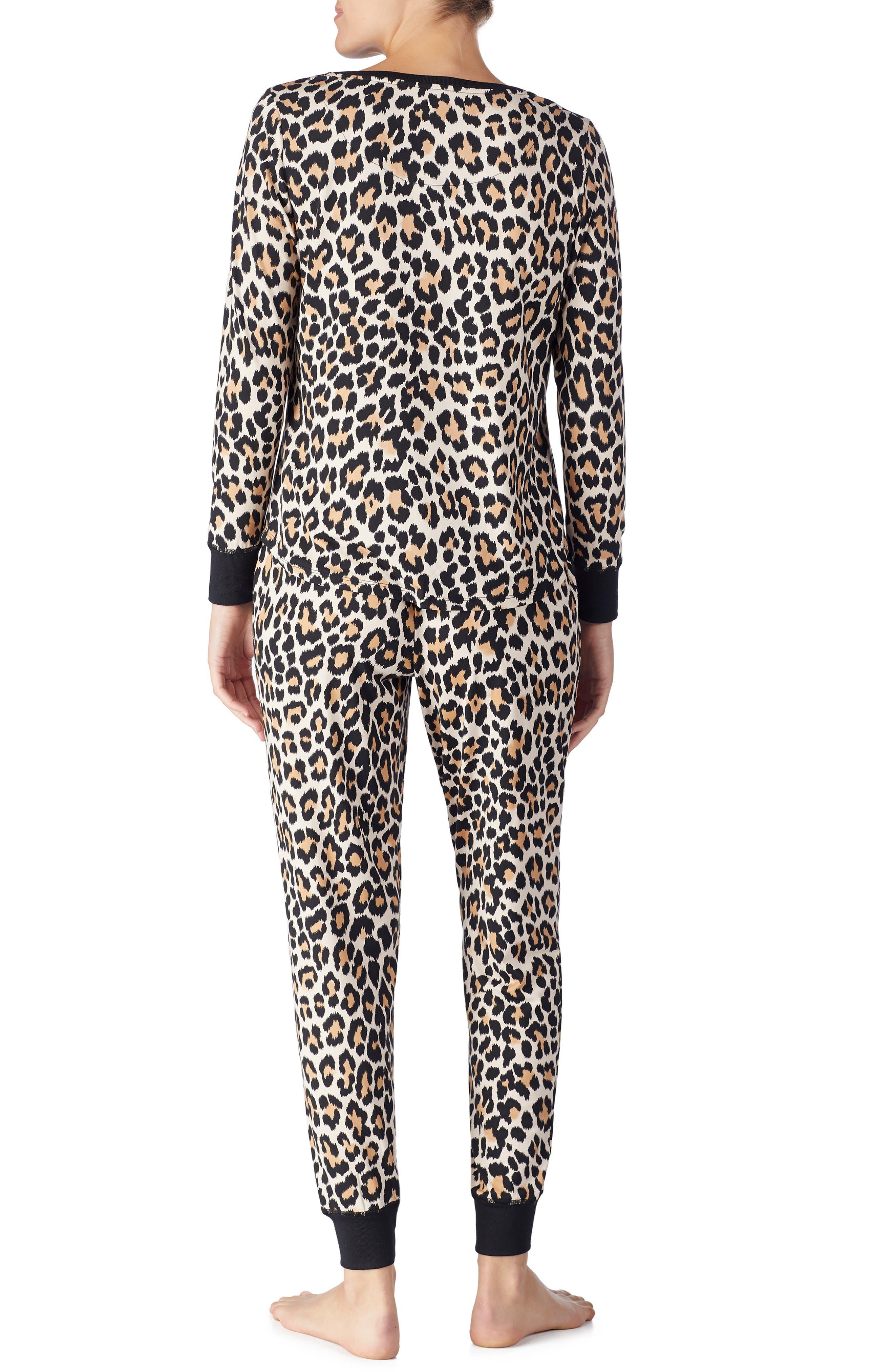 jogger long pajamas,                             Alternate thumbnail 2, color,                             209