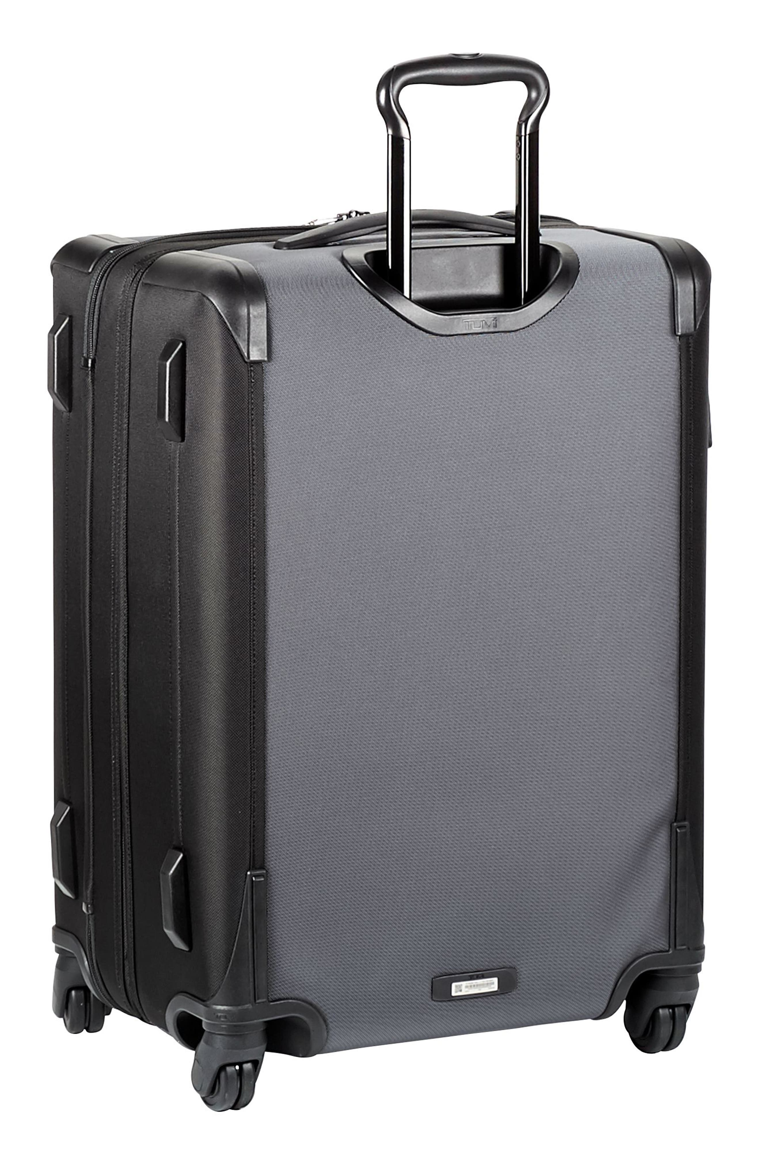 Alpha 2 26-Inch Short Trip Wheeled Packing Case,                             Alternate thumbnail 4, color,                             PEWTER