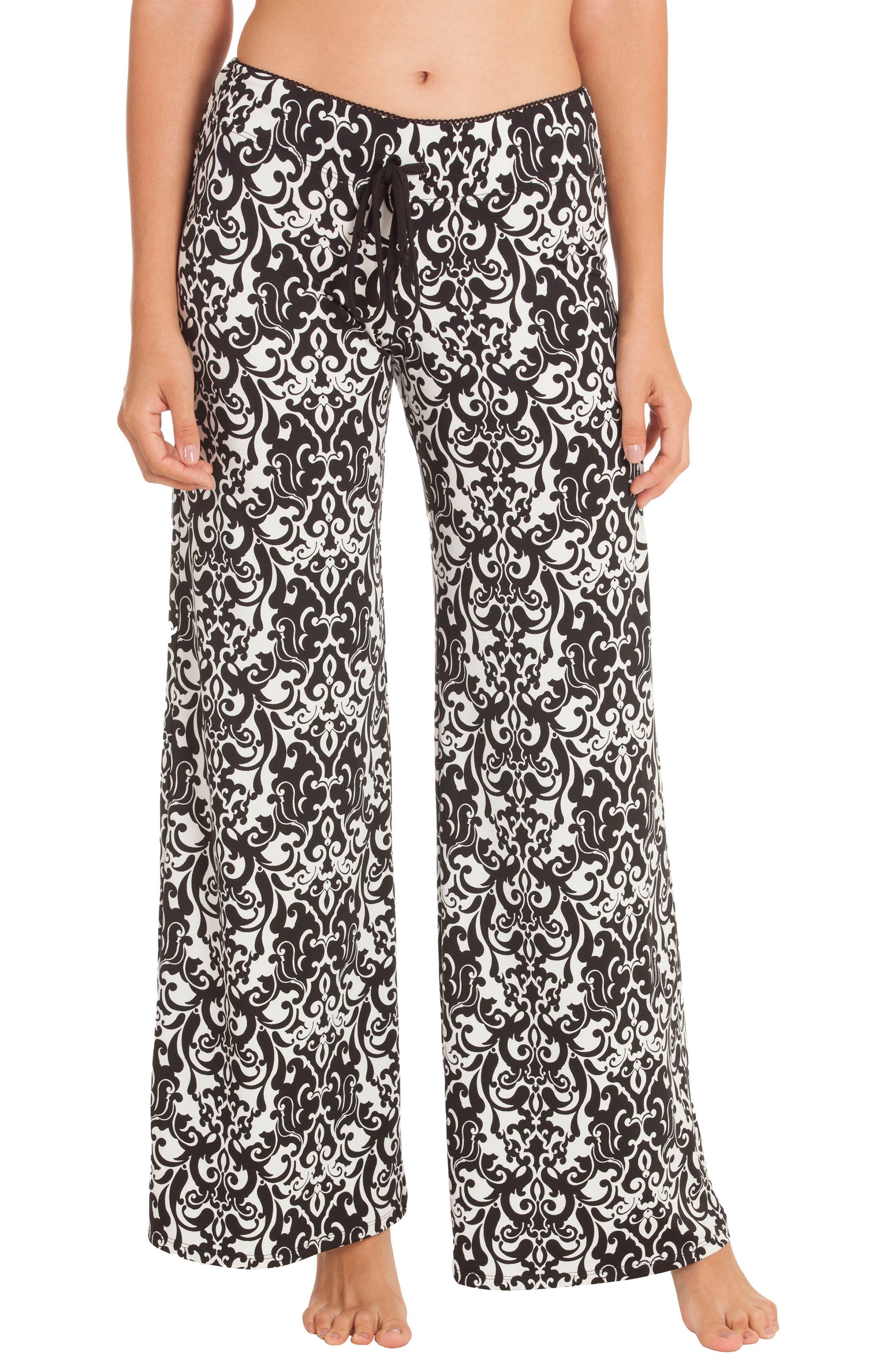 Konya Pajama Pants,                             Main thumbnail 1, color,                             001