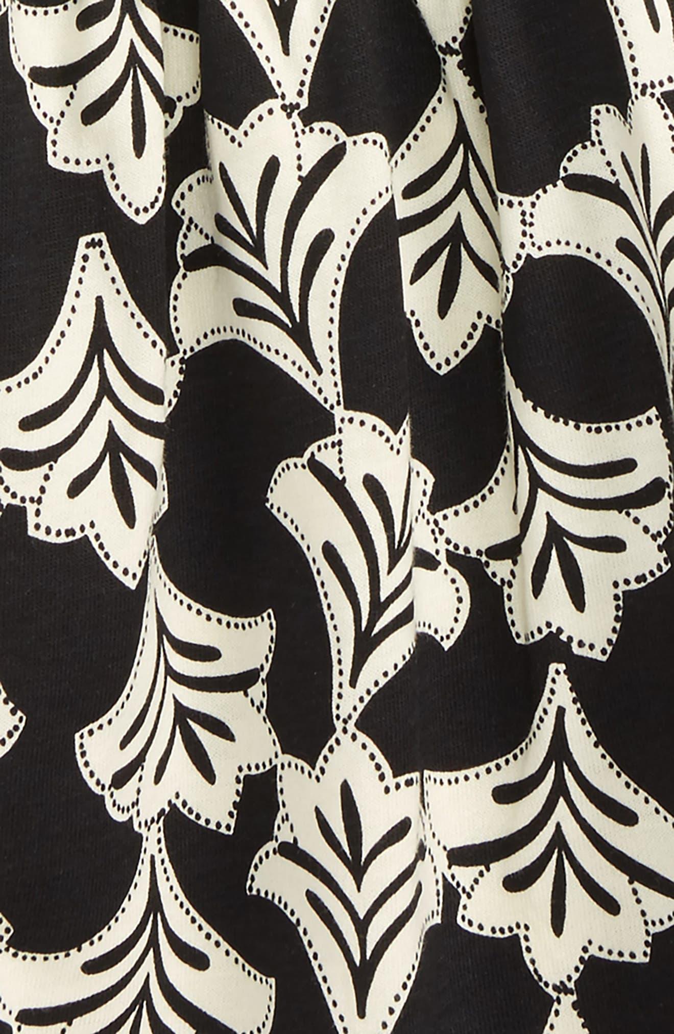Aven Smocked Dress,                             Alternate thumbnail 2, color,                             001