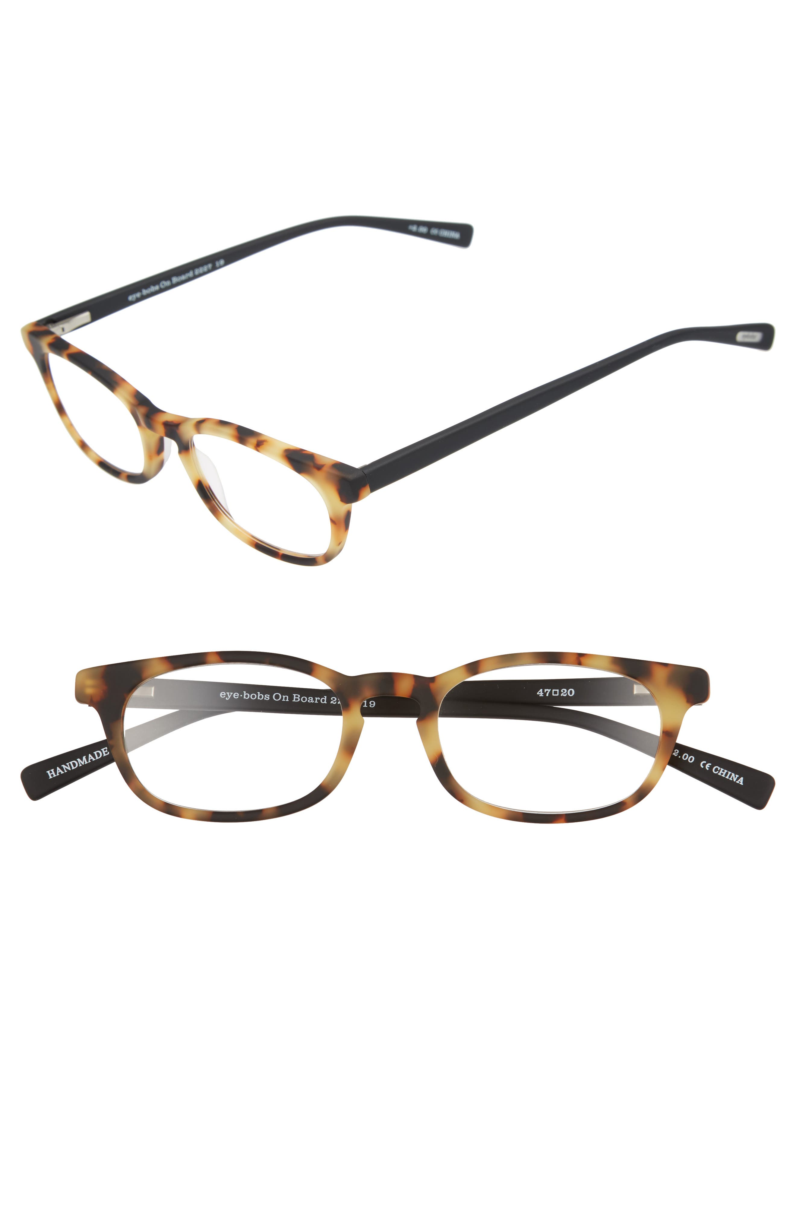 On Board 47mm Reading Glasses,                             Main thumbnail 1, color,                             211