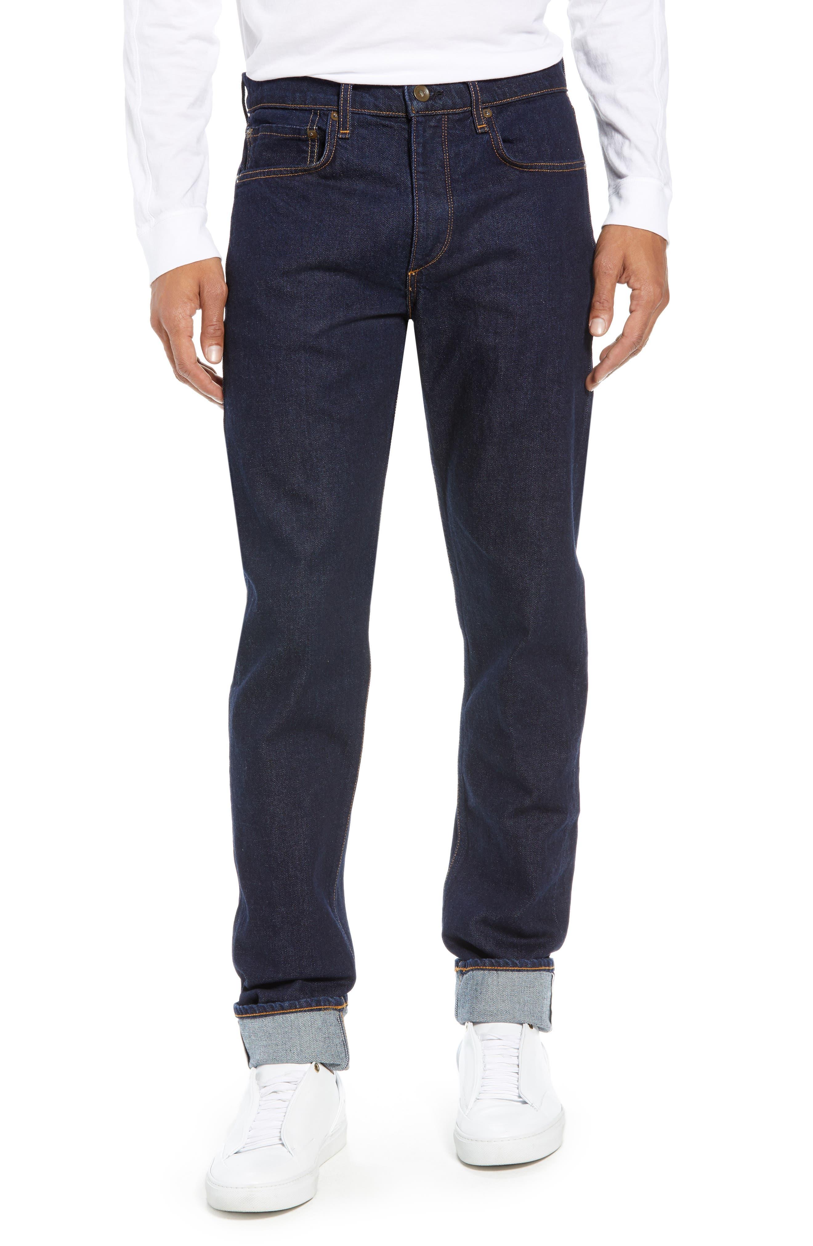 Fit 2 Slim Fit Jeans,                             Main thumbnail 1, color,                             420