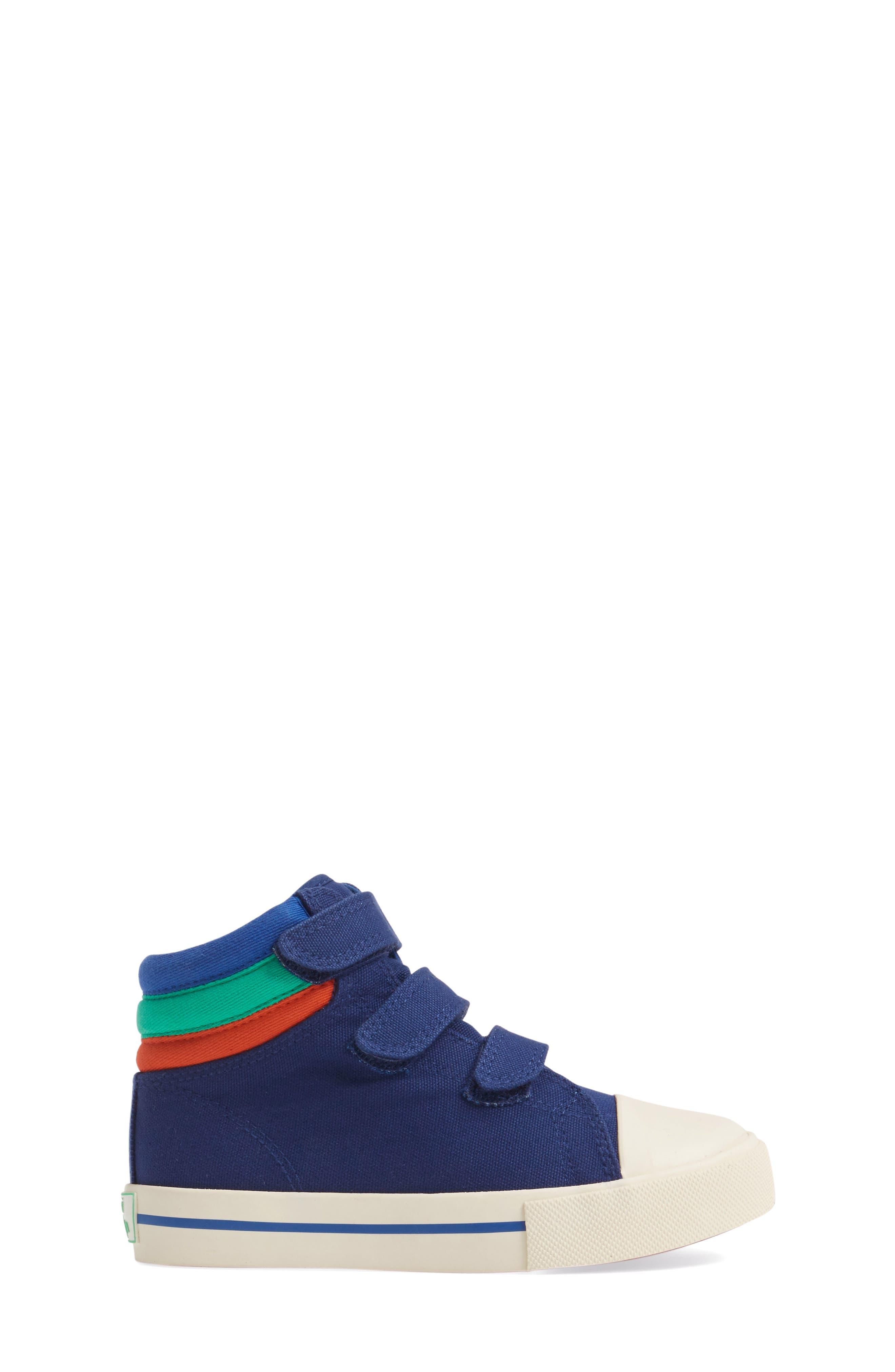 High Top Sneaker,                             Alternate thumbnail 6, color,