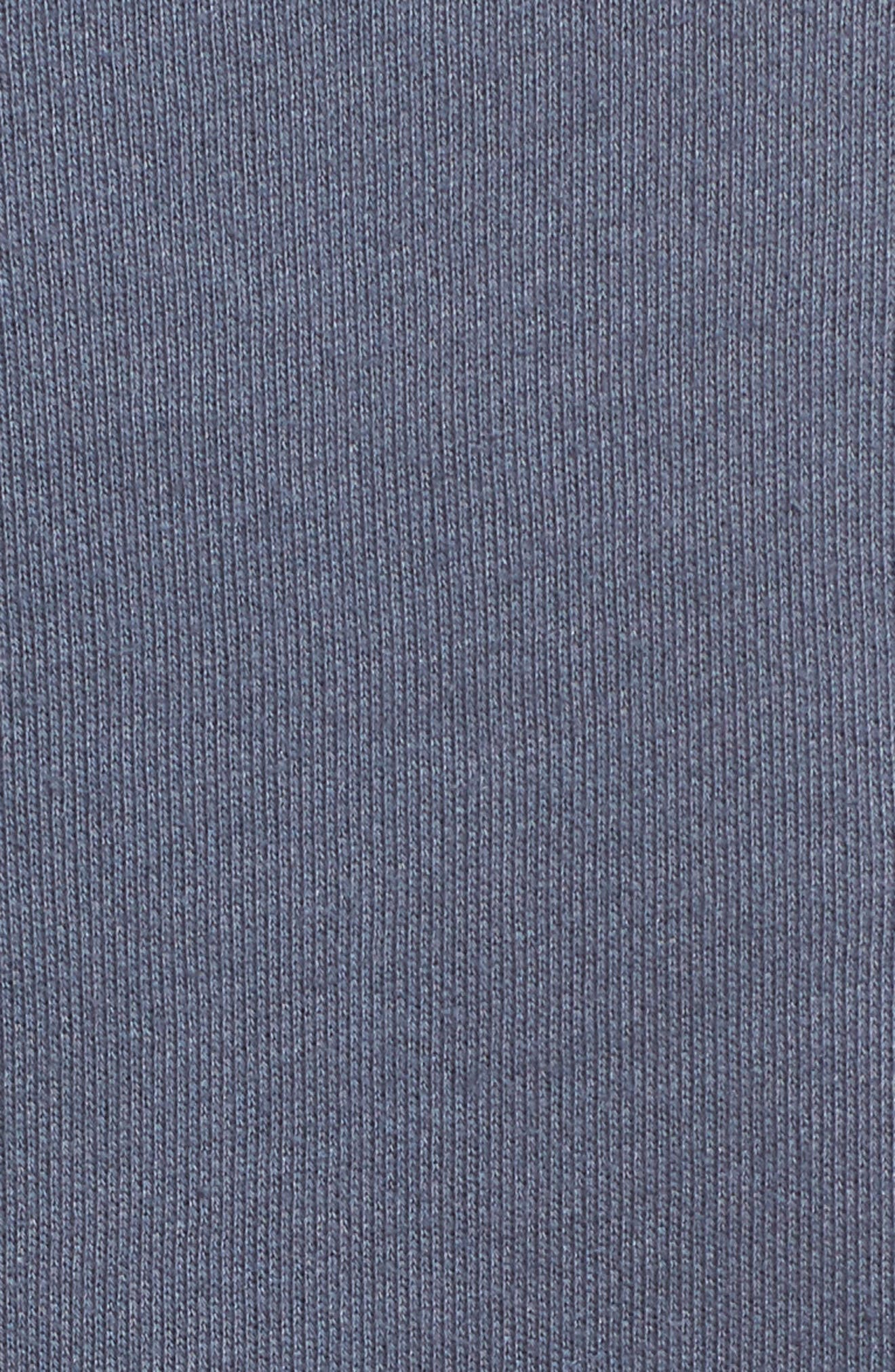 Corset Sweatshirt,                             Alternate thumbnail 5, color,