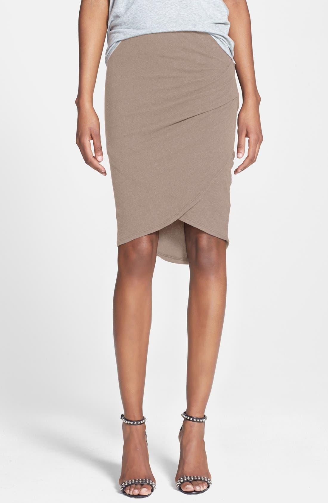 Tulip Hem Skirt,                             Main thumbnail 1, color,                             250