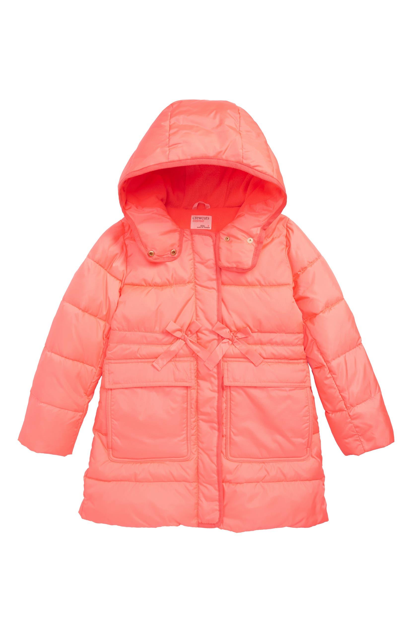 79c9c4350d985 crewcuts by J.Crew Primaloft® Long Puffer Coat (Toddler Girls ...