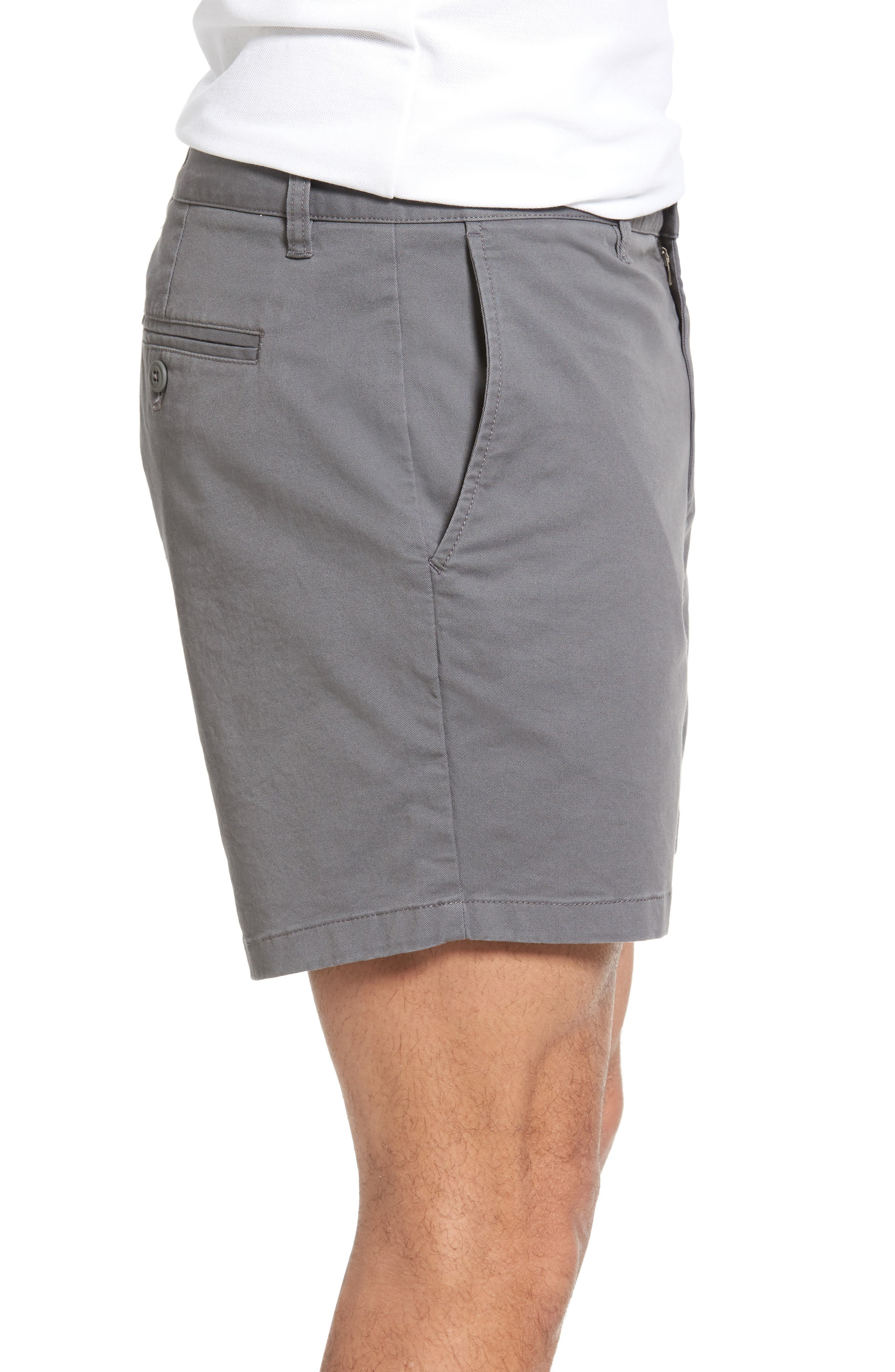 Stretch Washed Chino 5-Inch Shorts,                             Alternate thumbnail 76, color,