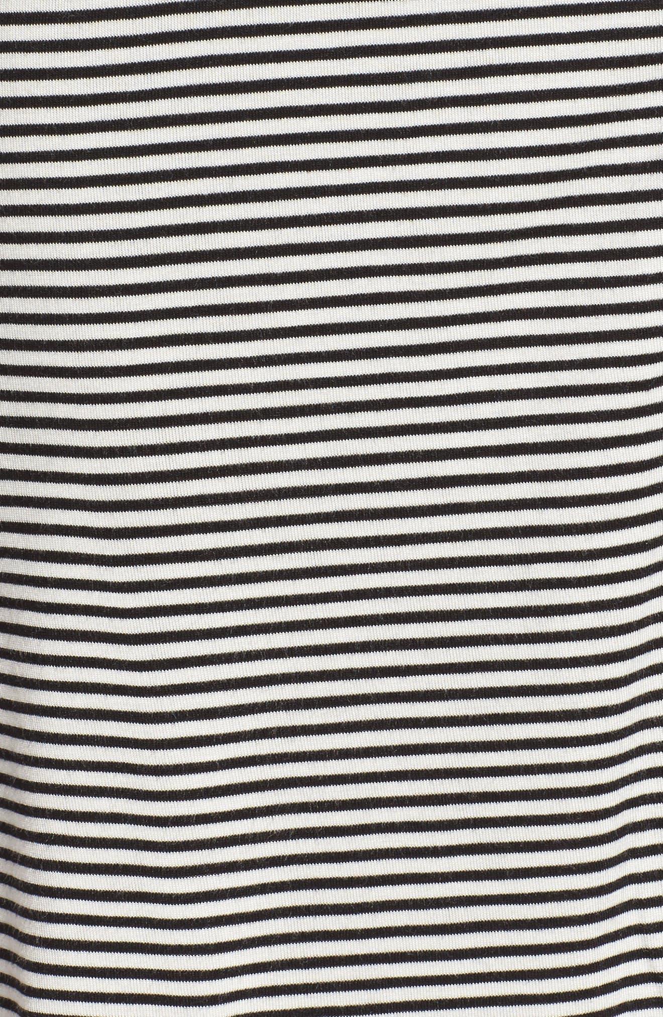Vivian Sleep Shirt,                             Alternate thumbnail 5, color,                             002