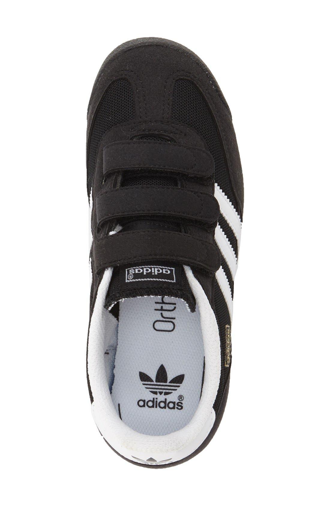 'Dragon' Sneaker,                             Alternate thumbnail 4, color,                             001