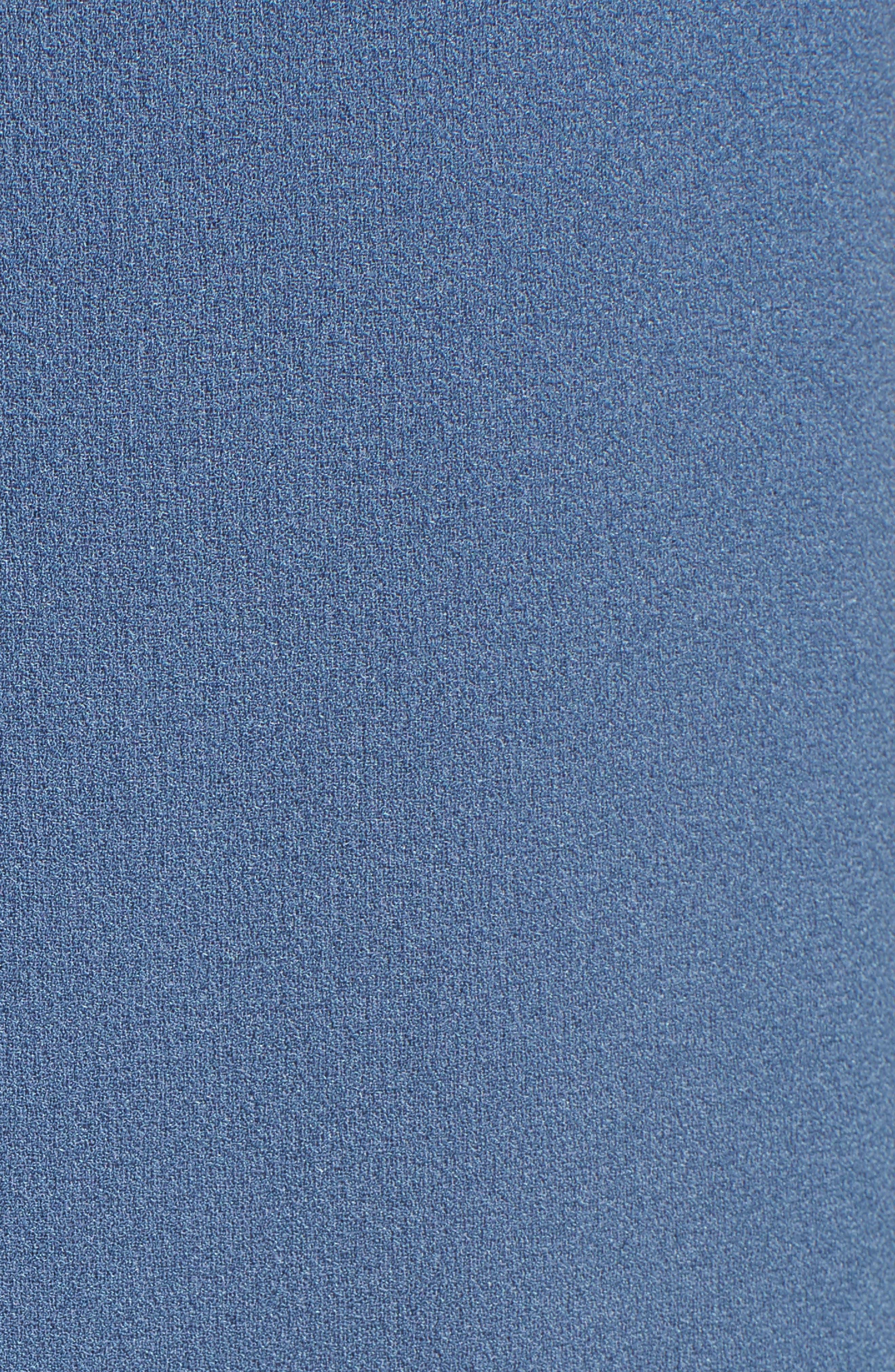 Hailey Crepe Dress,                             Alternate thumbnail 128, color,
