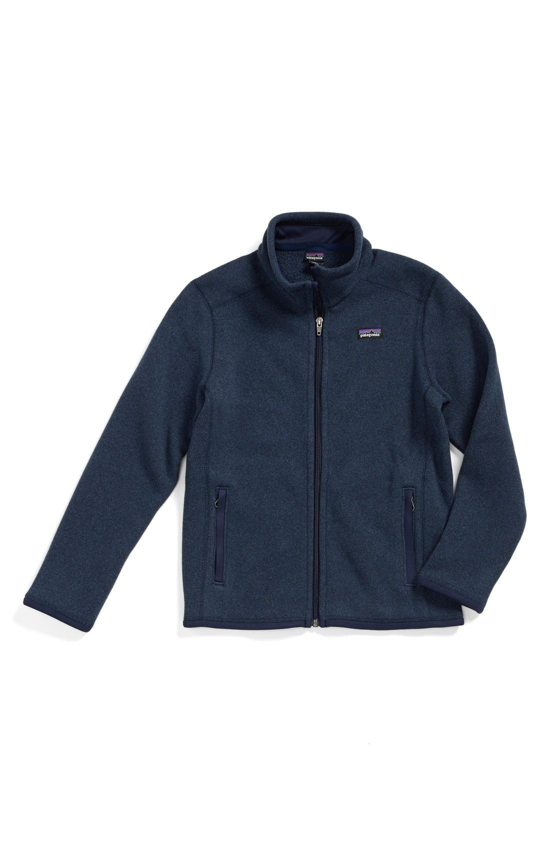 Better Sweater Jacket,                             Main thumbnail 1, color,                             CLASSIC NAVY