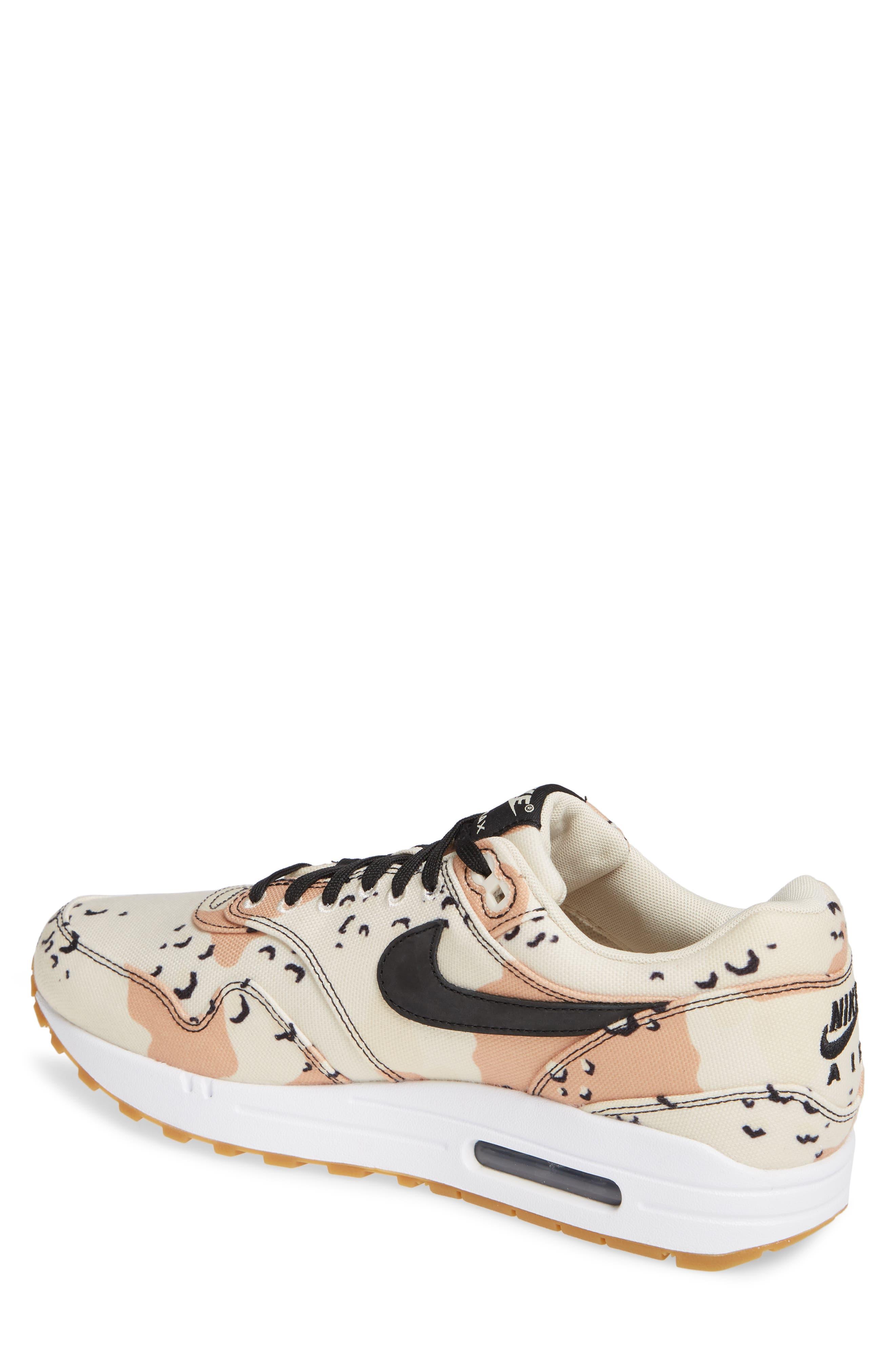 Air Max 1 Premium Sneaker,                             Alternate thumbnail 2, color,                             204